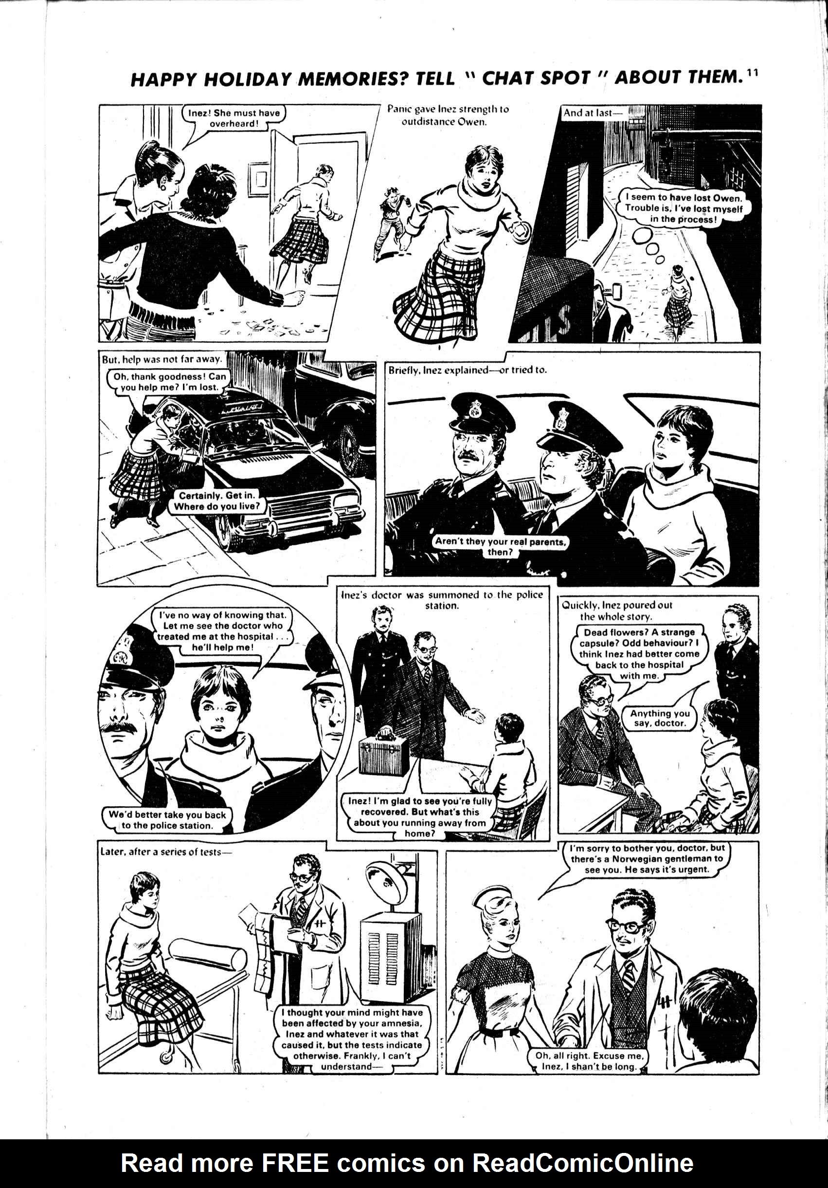 Read online Judy comic -  Issue #1000 - 11
