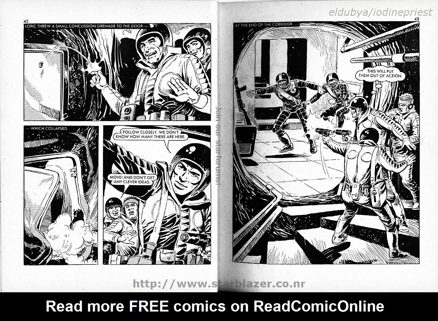 Starblazer issue 97 - Page 23