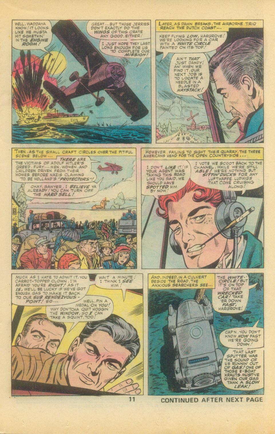 Read online Sgt. Fury comic -  Issue #136 - 13