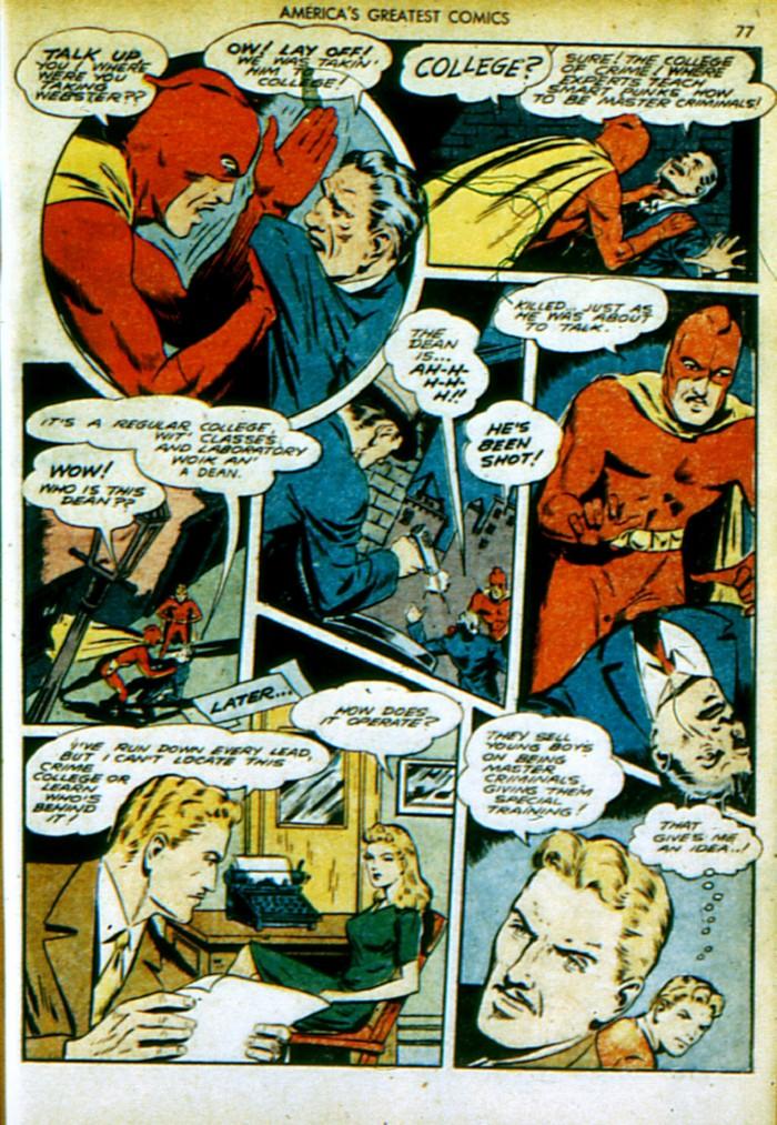 Read online America's Greatest Comics comic -  Issue #4 - 78