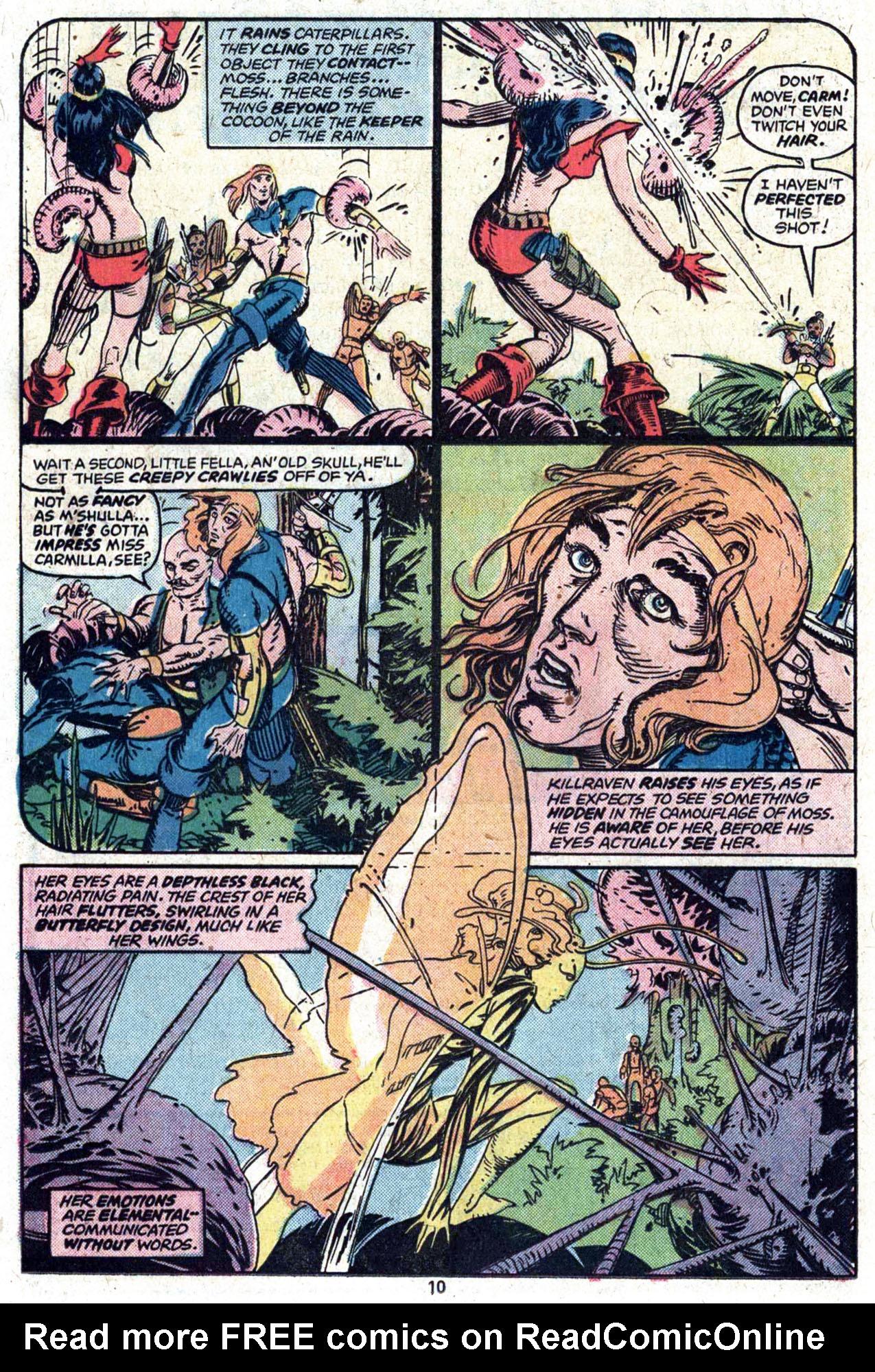 Read online Amazing Adventures (1970) comic -  Issue #39 - 12