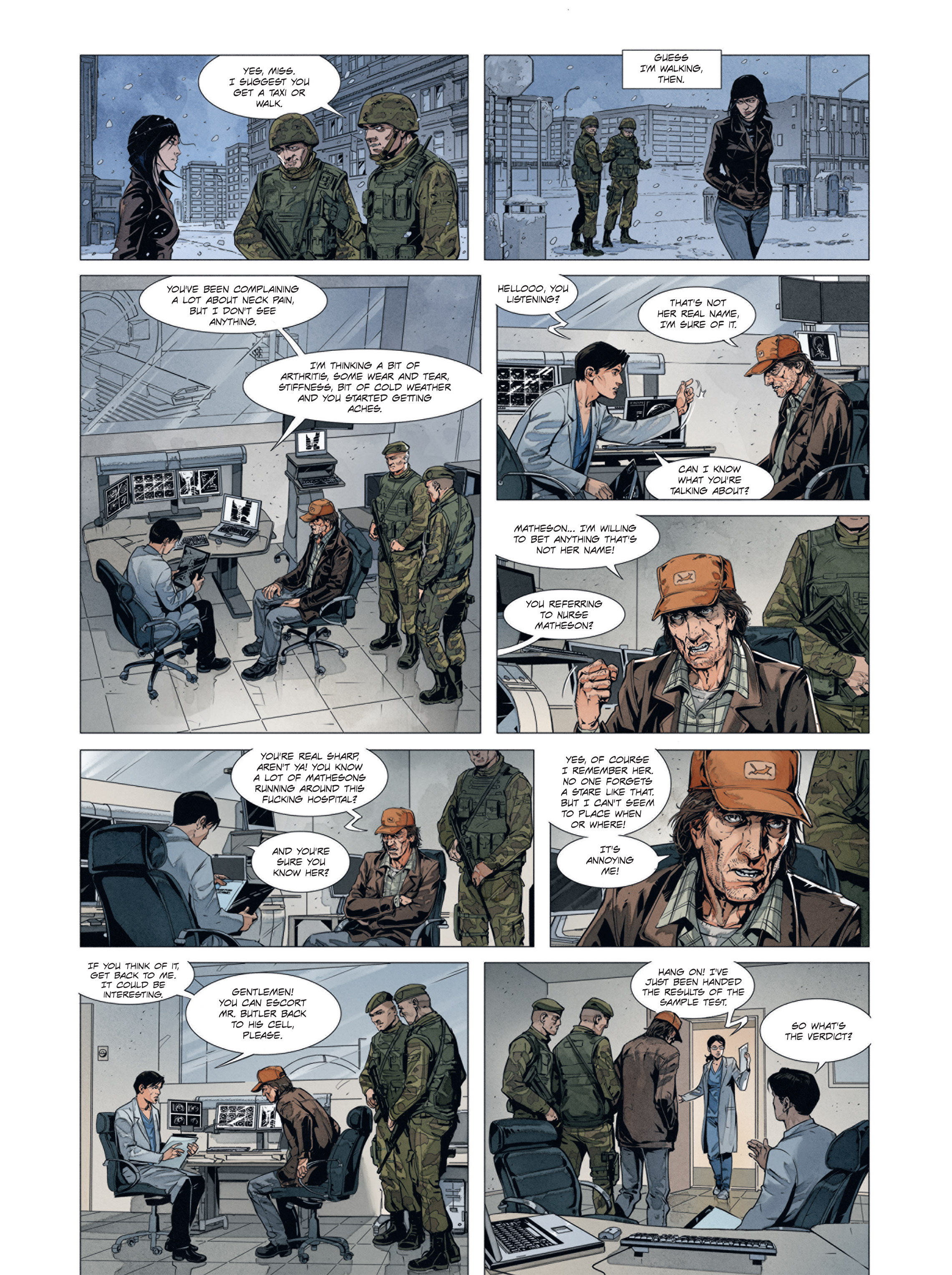 Read online Alice Matheson comic -  Issue #1 - 87