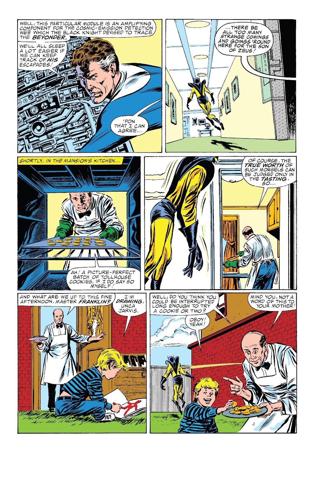 Read online Marvel Tales: Avengers comic -  Issue # Full - 57