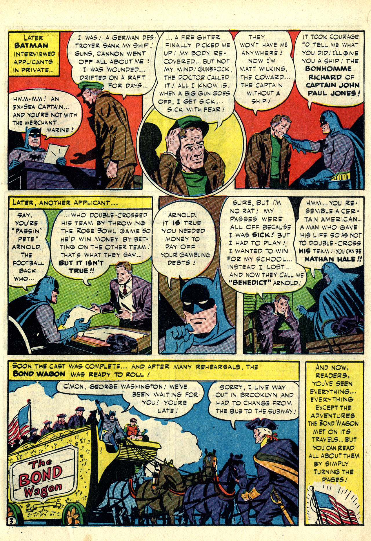 Read online Detective Comics (1937) comic -  Issue #78 - 5