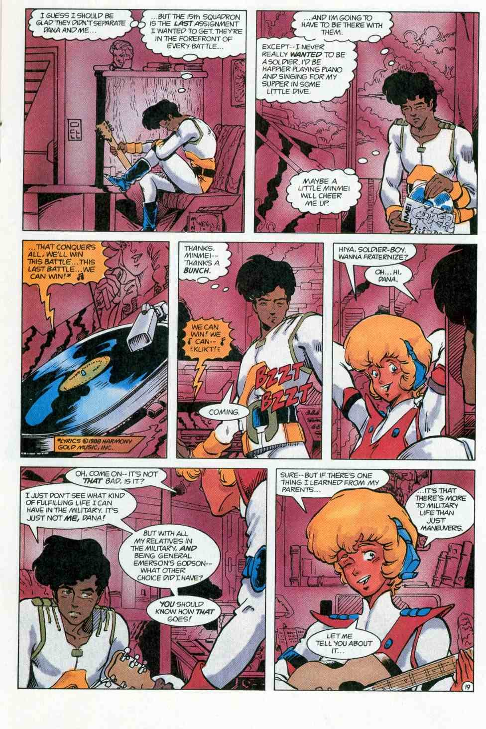 Robotech Special issue Full - Page 20