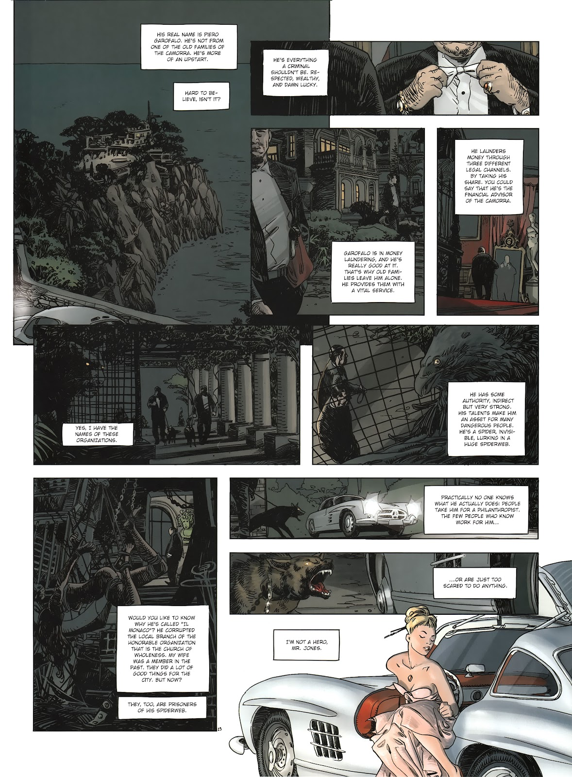 Read online Cutting Edge (2013) comic -  Issue #2 - 24