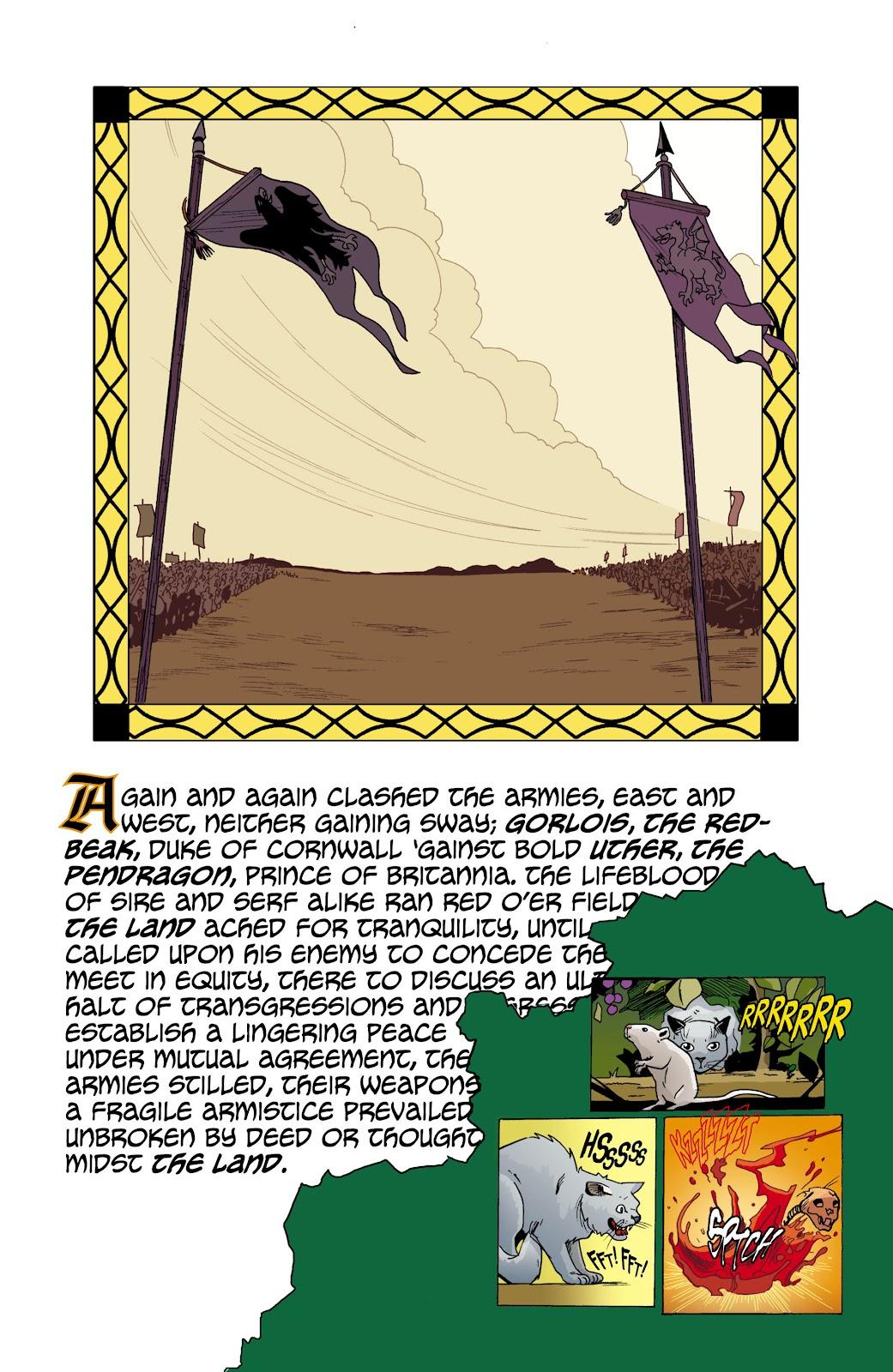 Madame Xanadu issue 20 - Page 16