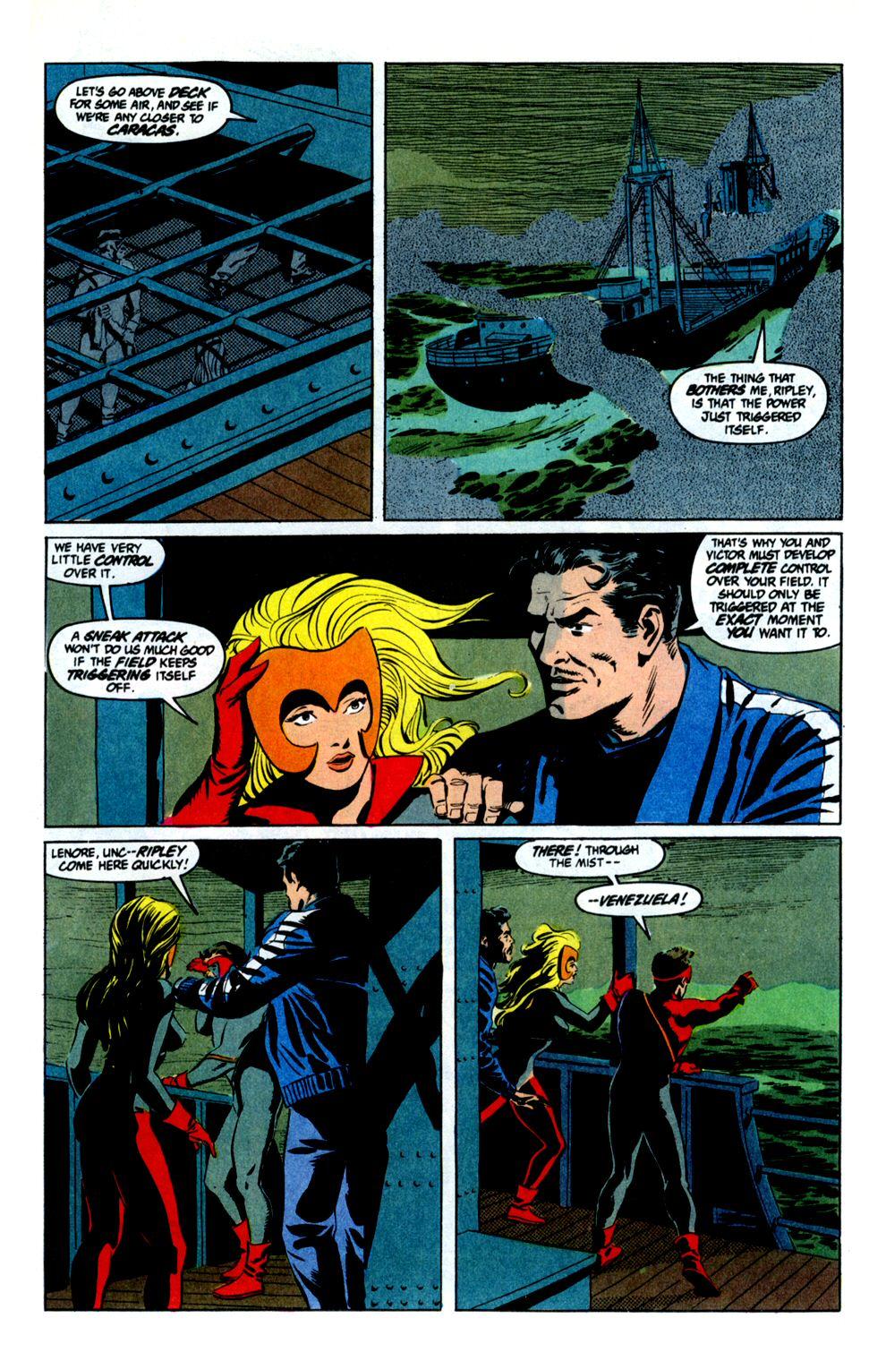 Read online Powerline comic -  Issue #8 - 7