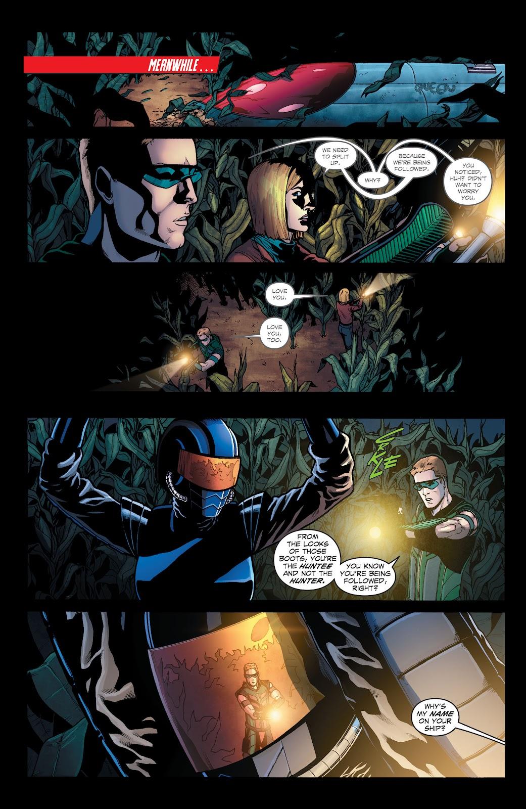 Read online Smallville Season 11 [II] comic -  Issue # TPB 1 - 118