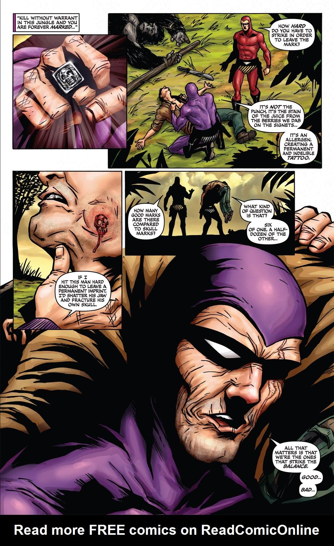 The Last Phantom 5 Page 23