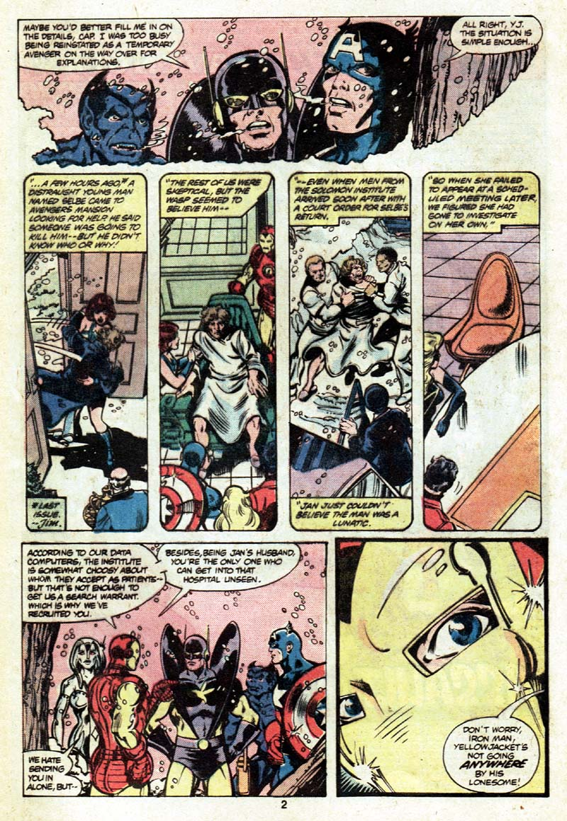 The Avengers (1963) 195 Page 2