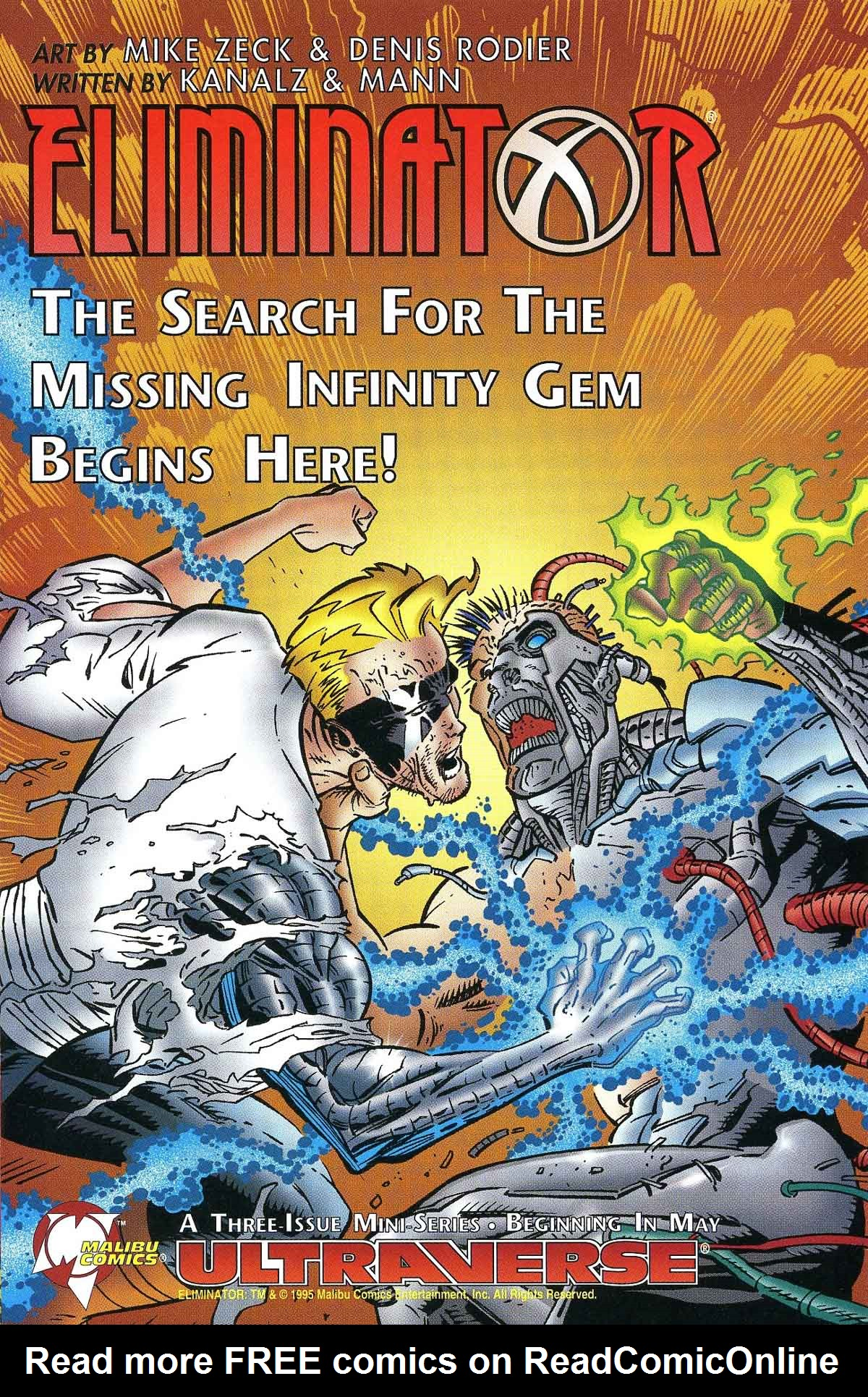 Read online Rune (1994) comic -  Issue #9 - 10