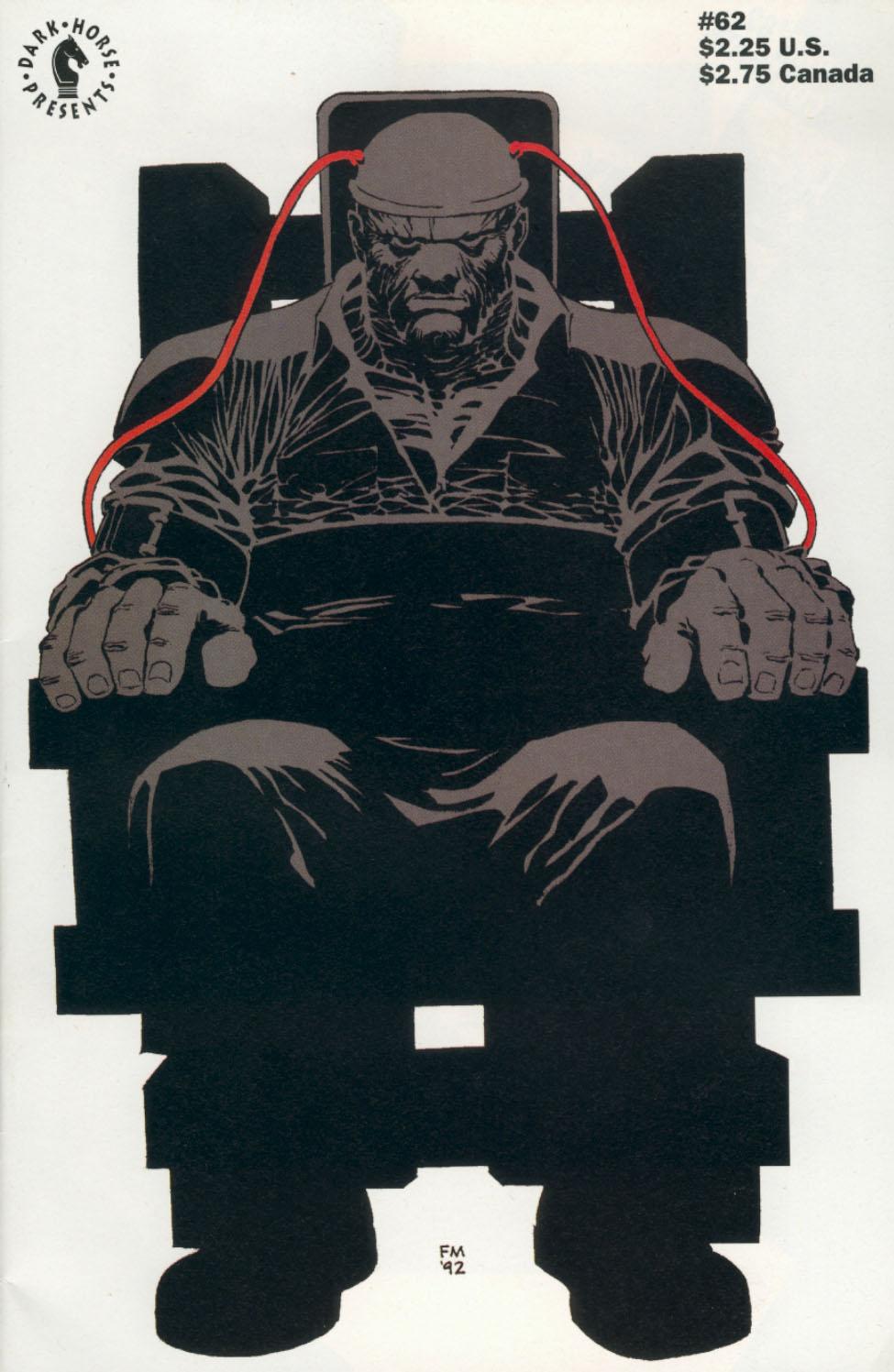 Dark Horse Presents (1986) issue 62 - Page 1