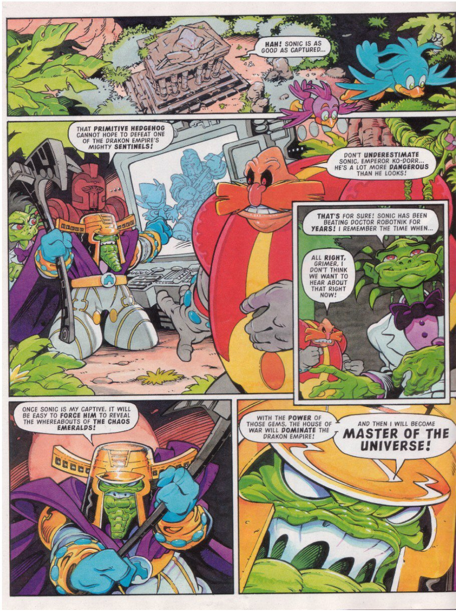 Read online Sonic the Comic comic -  Issue #117 - 4