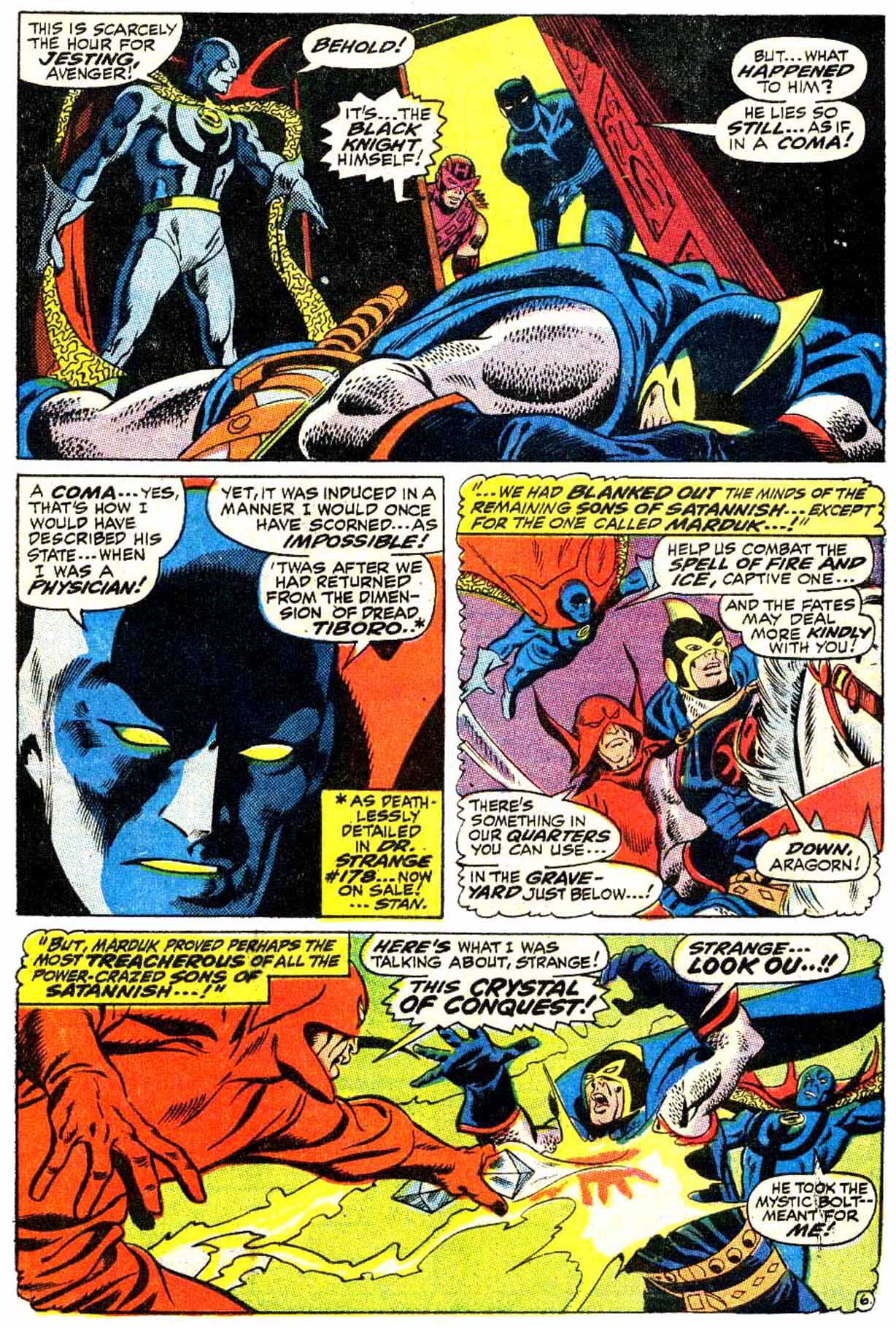 The Avengers (1963) 61 Page 6