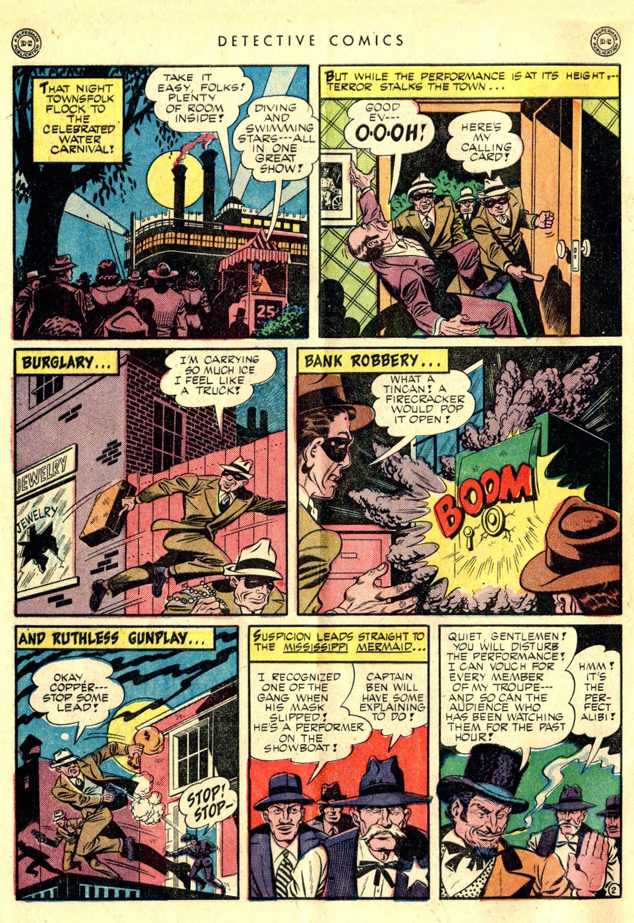 Read online Detective Comics (1937) comic -  Issue #90 - 4