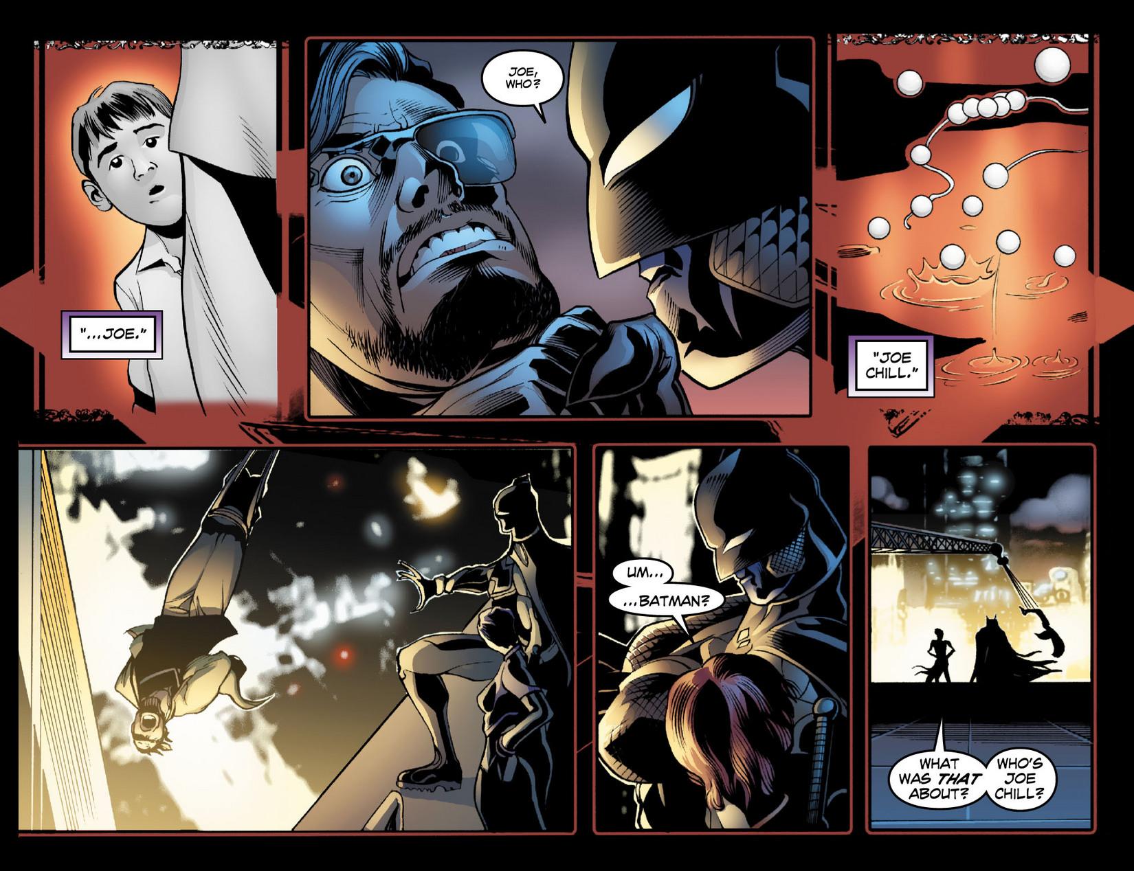 Read online Smallville: Season 11 comic -  Issue #13 - 21