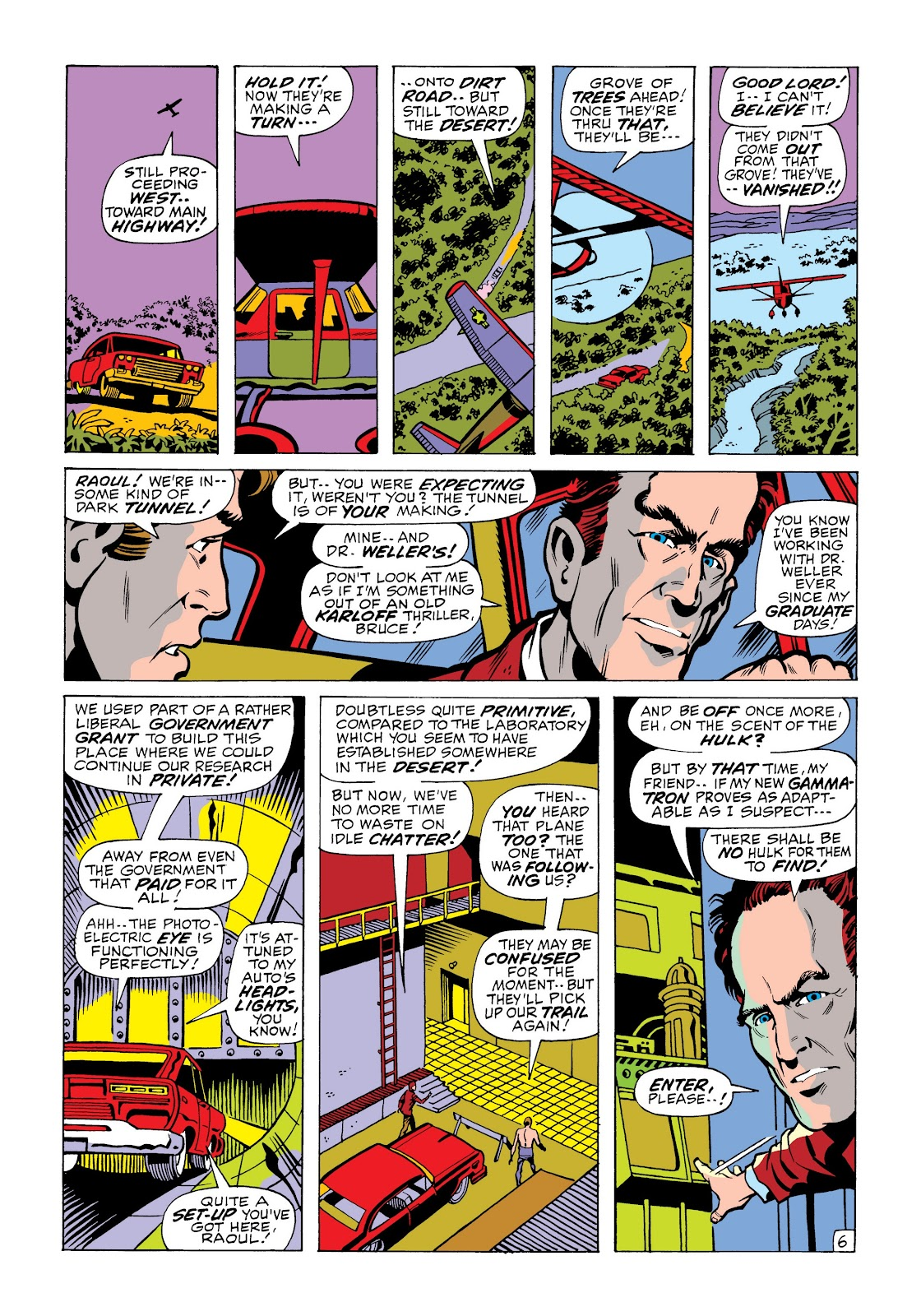 Read online Marvel Masterworks: The Incredible Hulk comic -  Issue # TPB 6 (Part 2) - 80