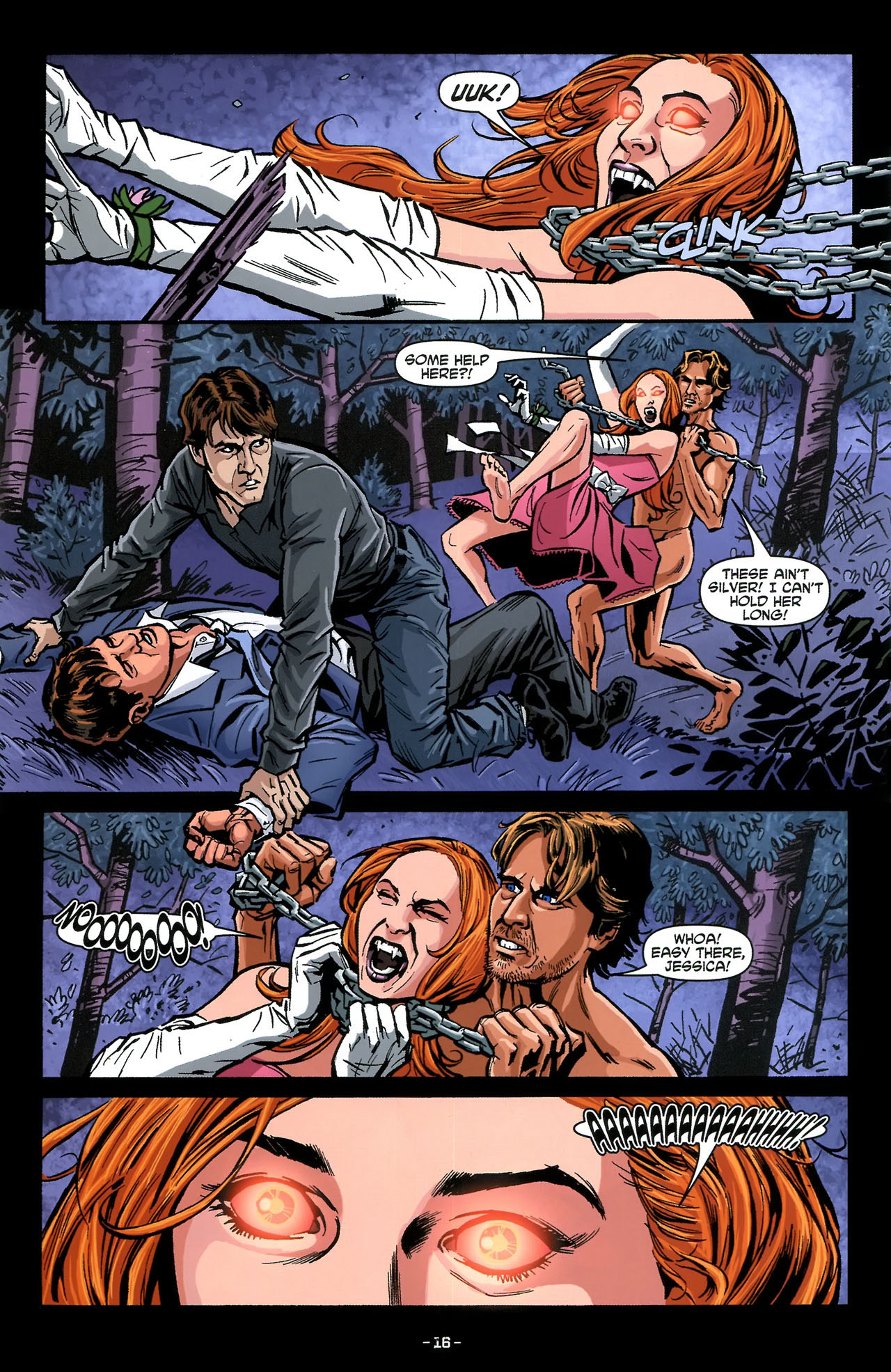 Read online True Blood: Tainted Love comic -  Issue #3 - 19