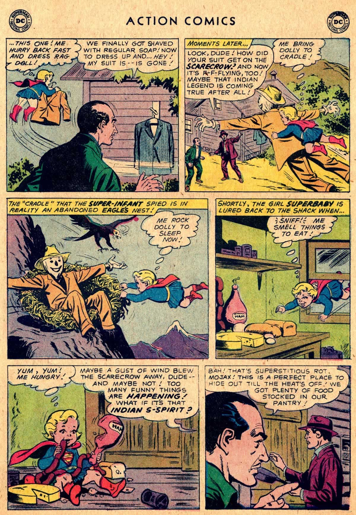 Action Comics (1938) 260 Page 18