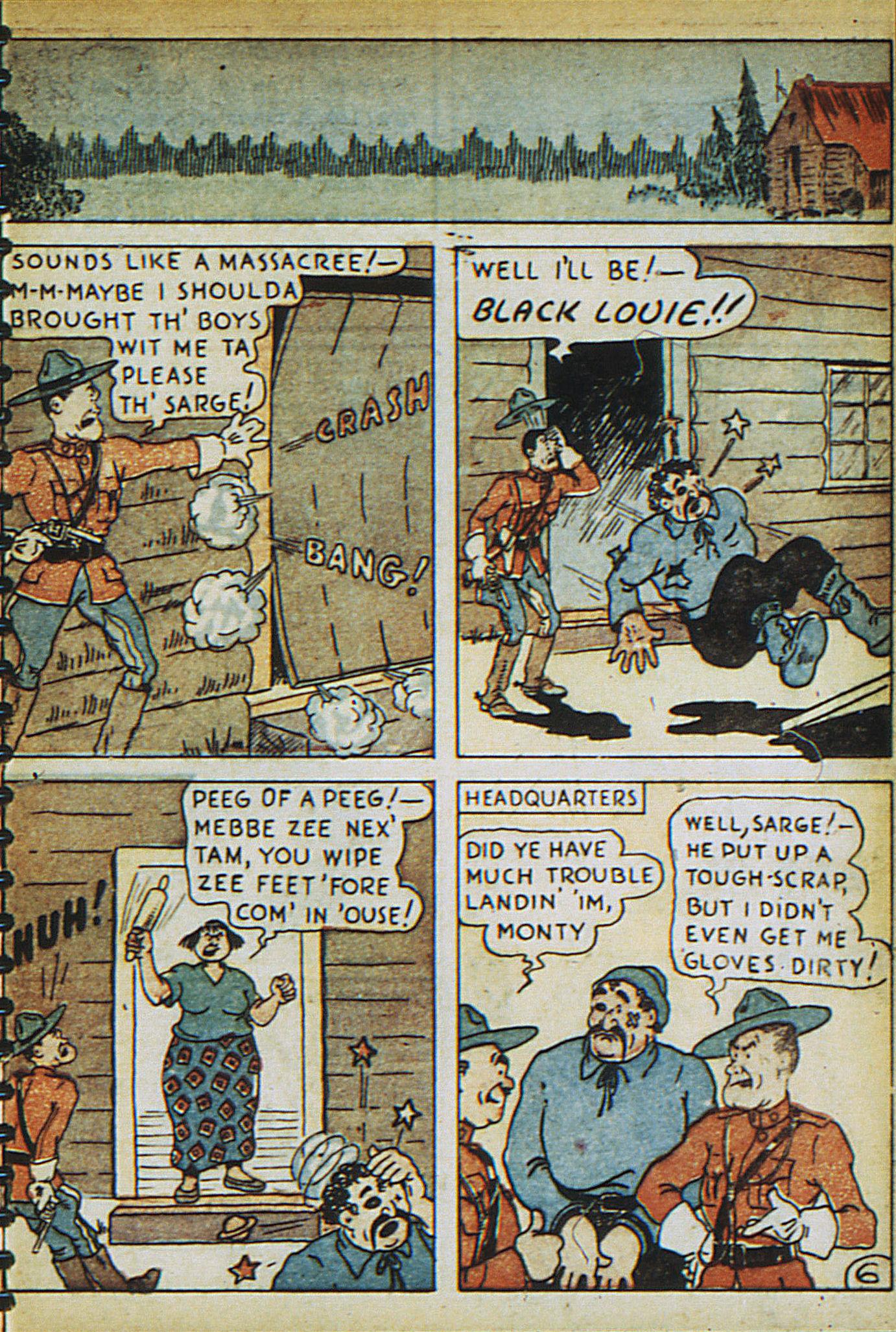 Read online Adventure Comics (1938) comic -  Issue #23 - 41