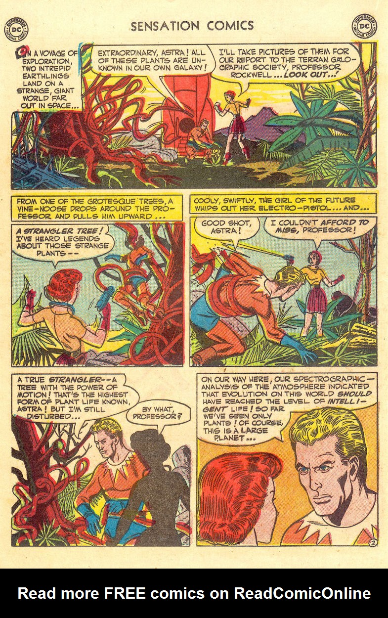 Read online Sensation (Mystery) Comics comic -  Issue #105 - 28