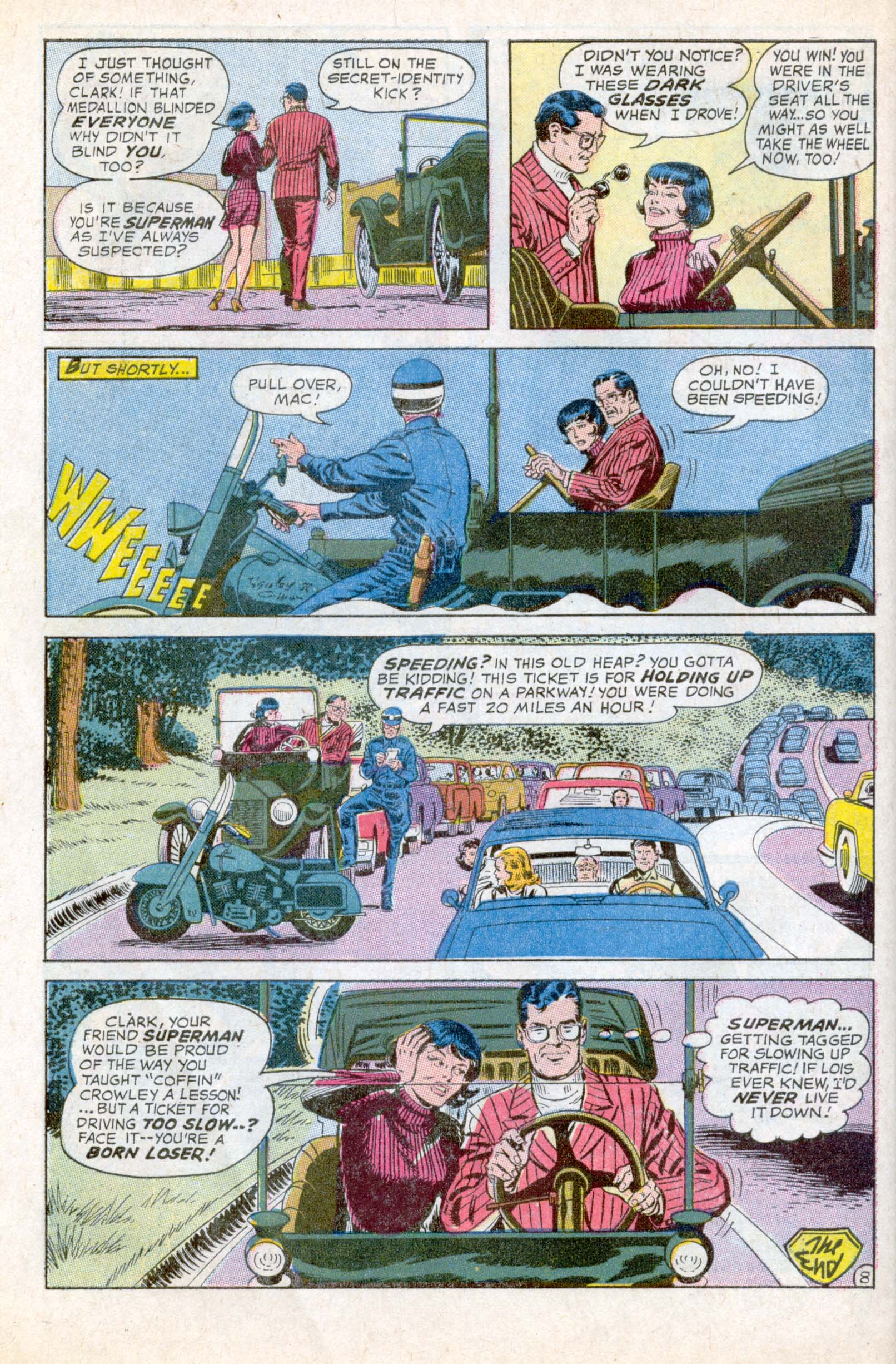 Read online Action Comics (1938) comic -  Issue #394 - 31