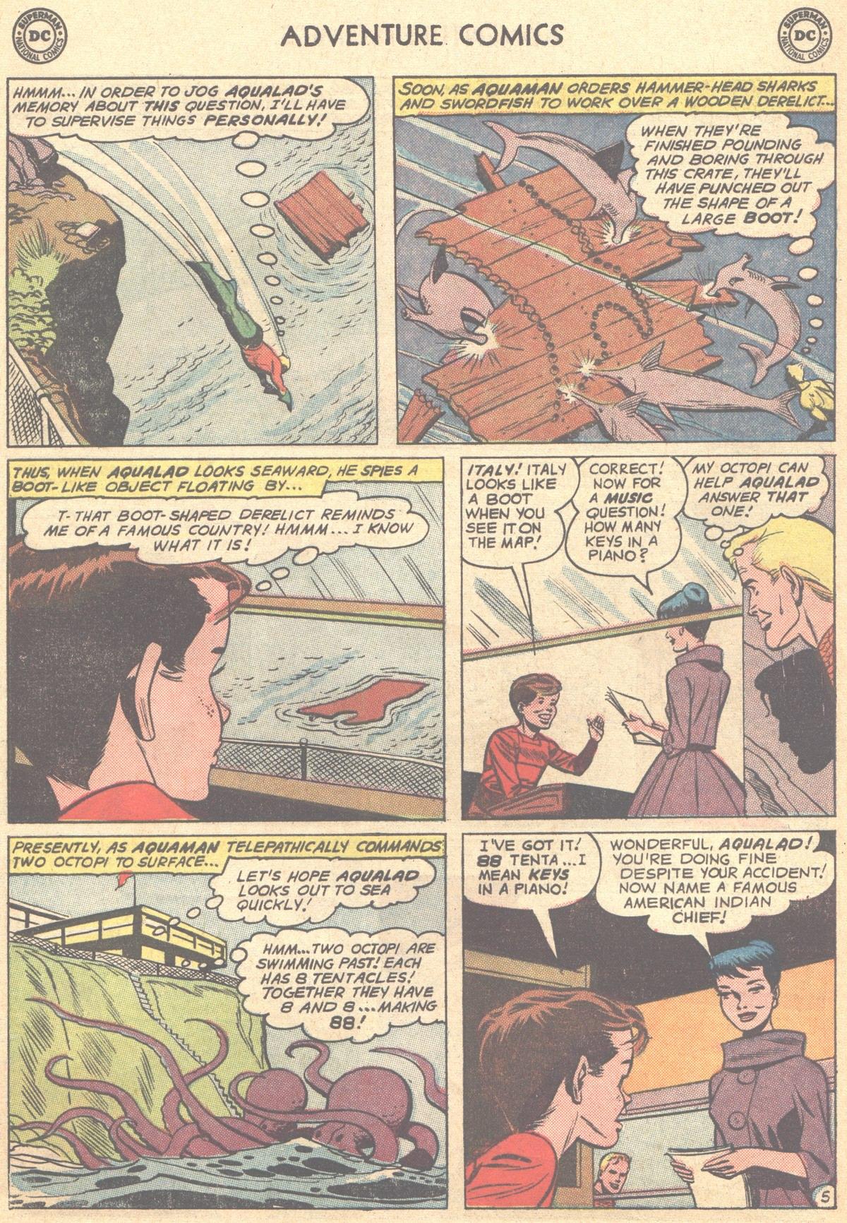 Read online Adventure Comics (1938) comic -  Issue #278 - 30