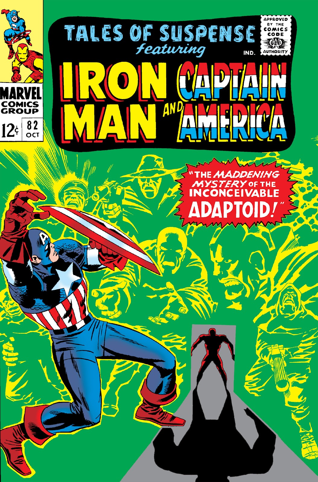 Read online Marvel Masterworks: The Invincible Iron Man comic -  Issue # TPB 3 (Part 4) - 71