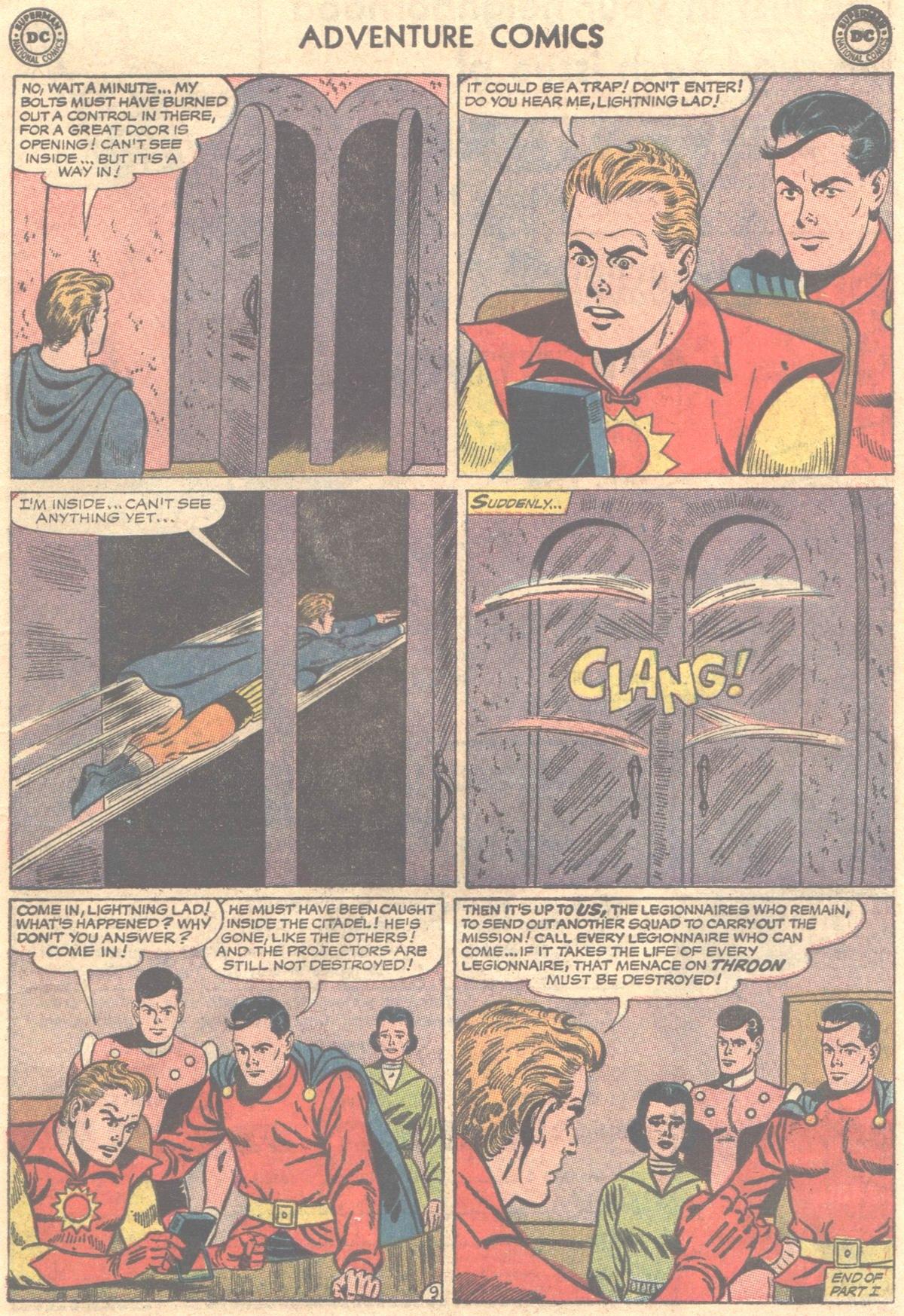 Read online Adventure Comics (1938) comic -  Issue #319 - 12