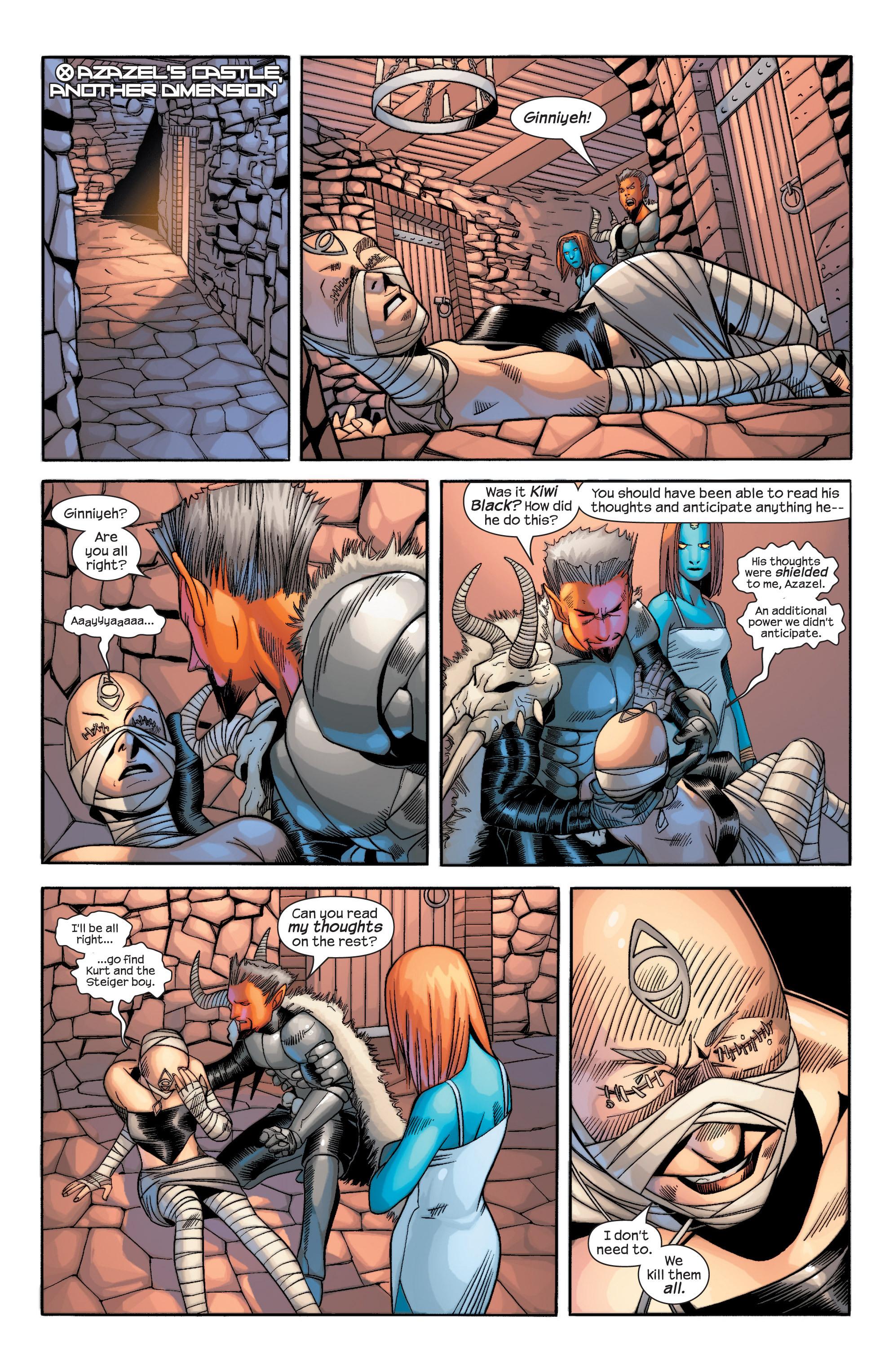 Read online Uncanny X-Men (1963) comic -  Issue #434 - 11