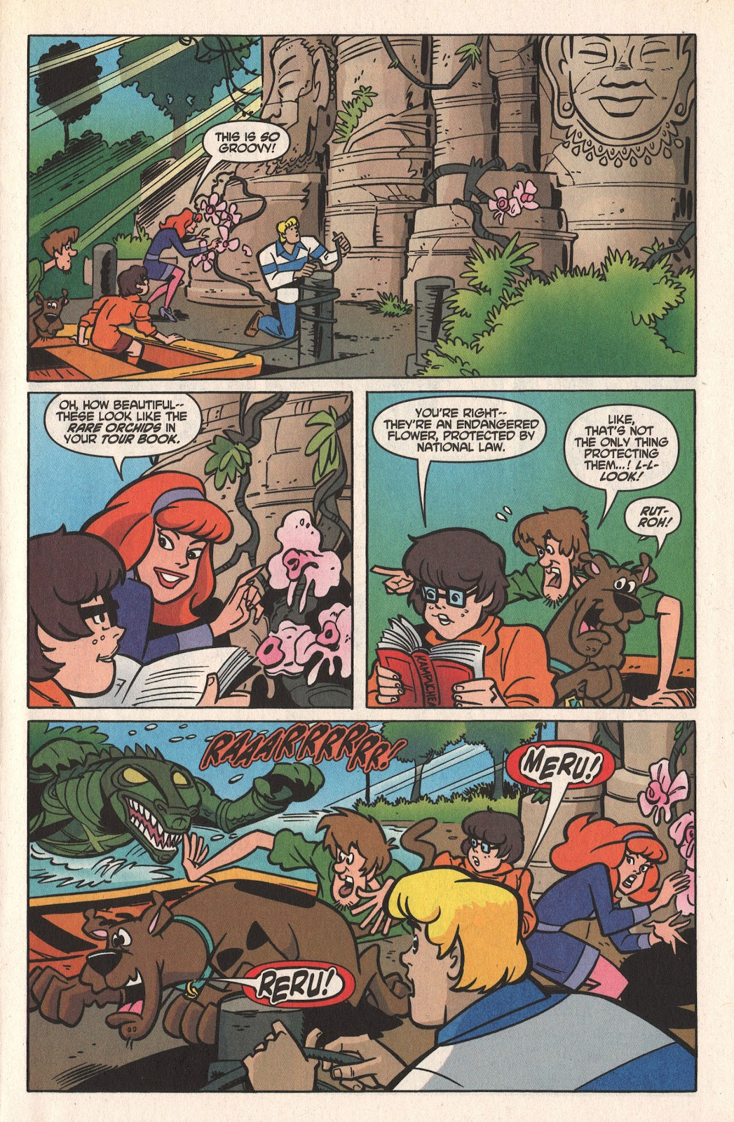 Read online Scooby-Doo (1997) comic -  Issue #85 - 9