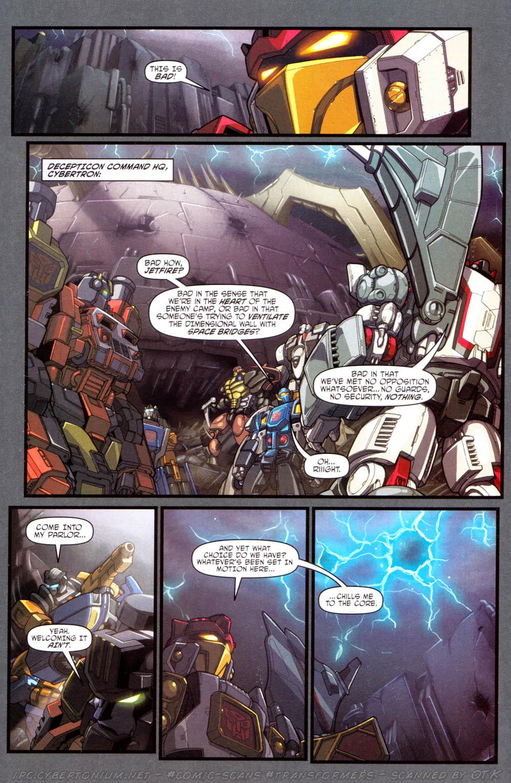 Read online Transformers Armada comic -  Issue #16 - 9