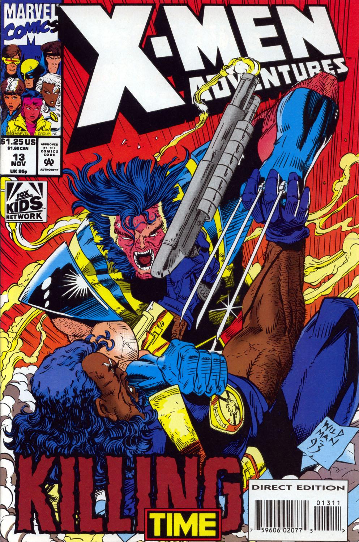 X-Men Adventures (1992) 13 Page 1