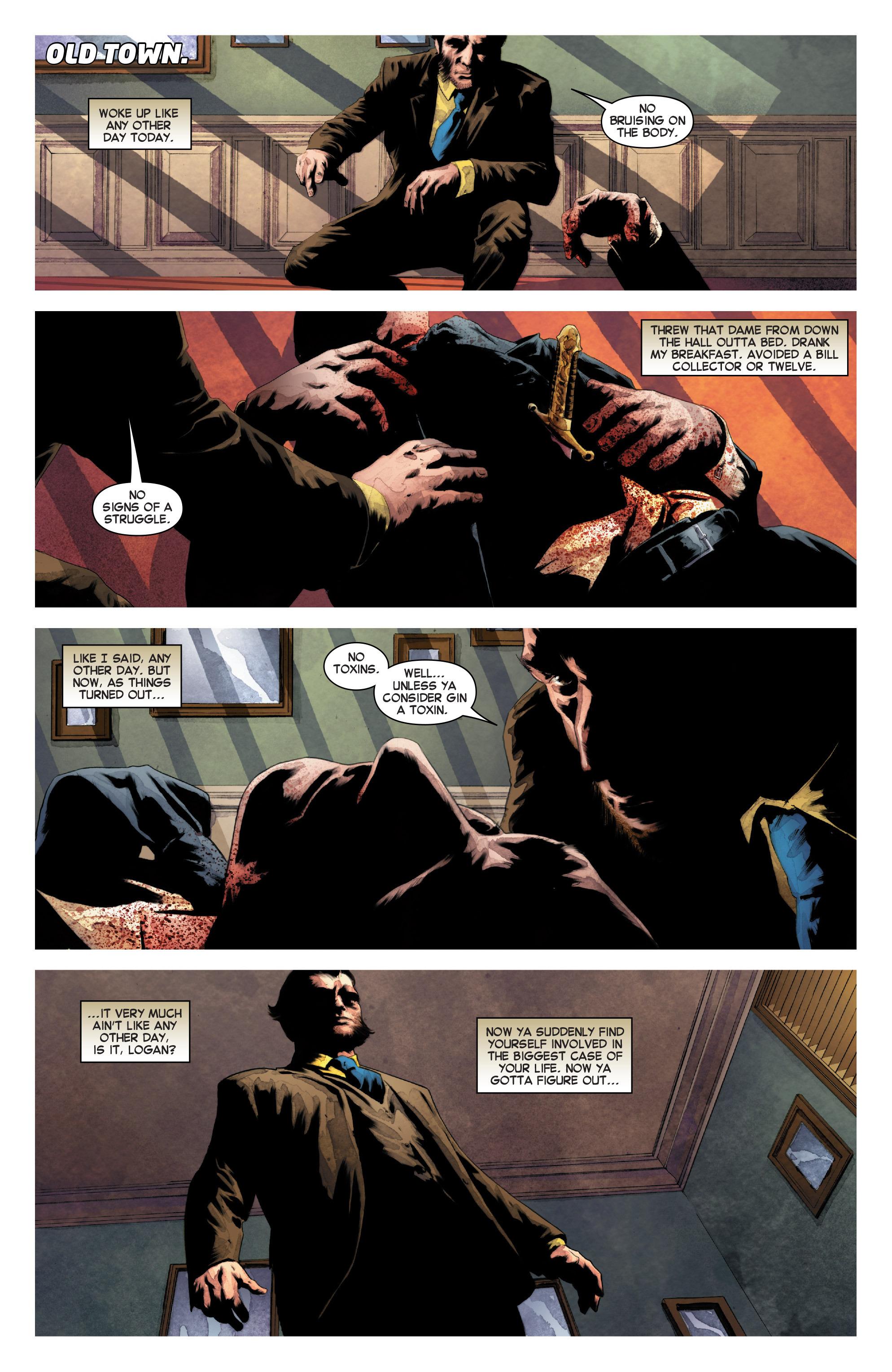 Read online Secret Wars Journal comic -  Issue #3 - 3
