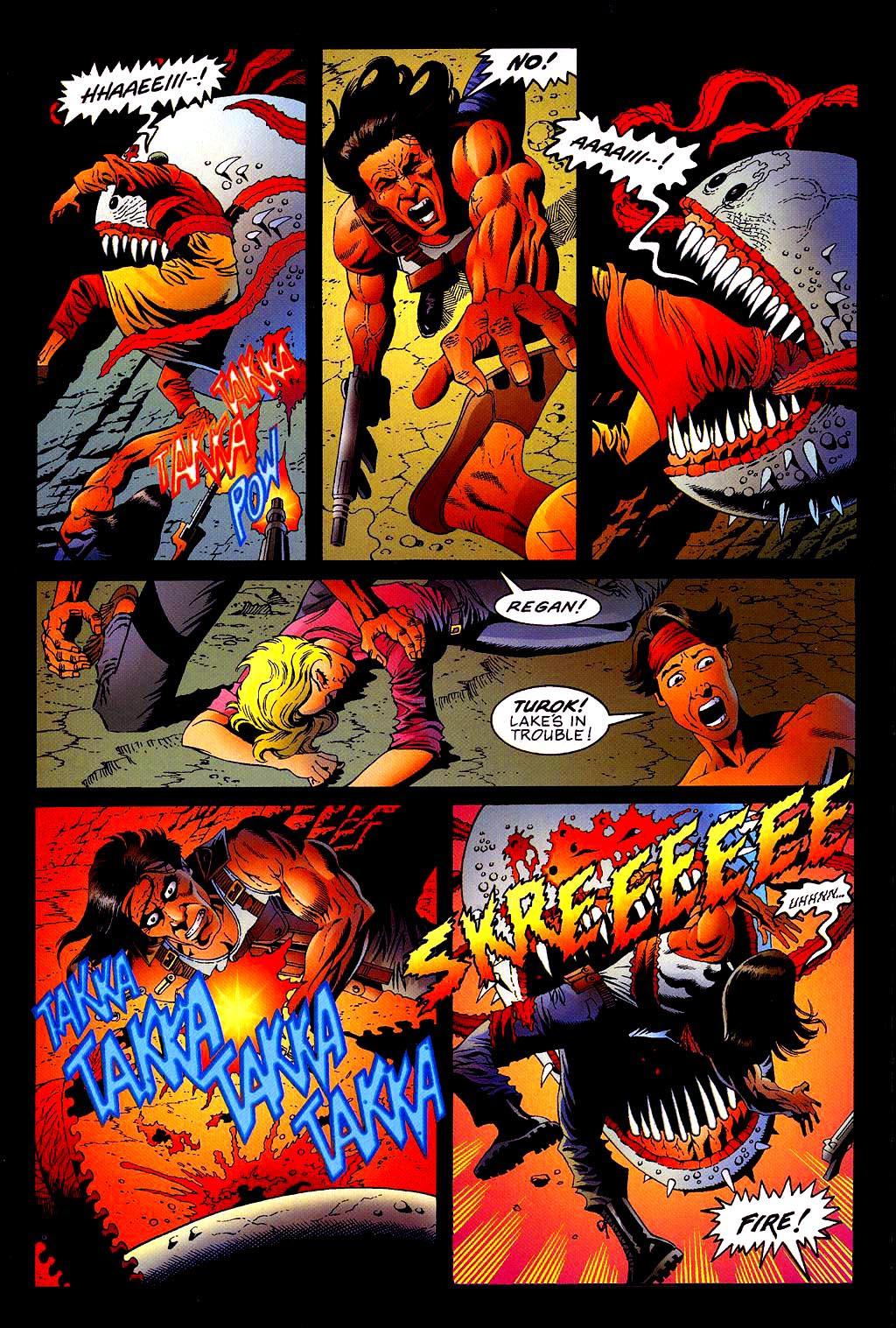 Read online Turok, Dinosaur Hunter (1993) comic -  Issue #40 - 19