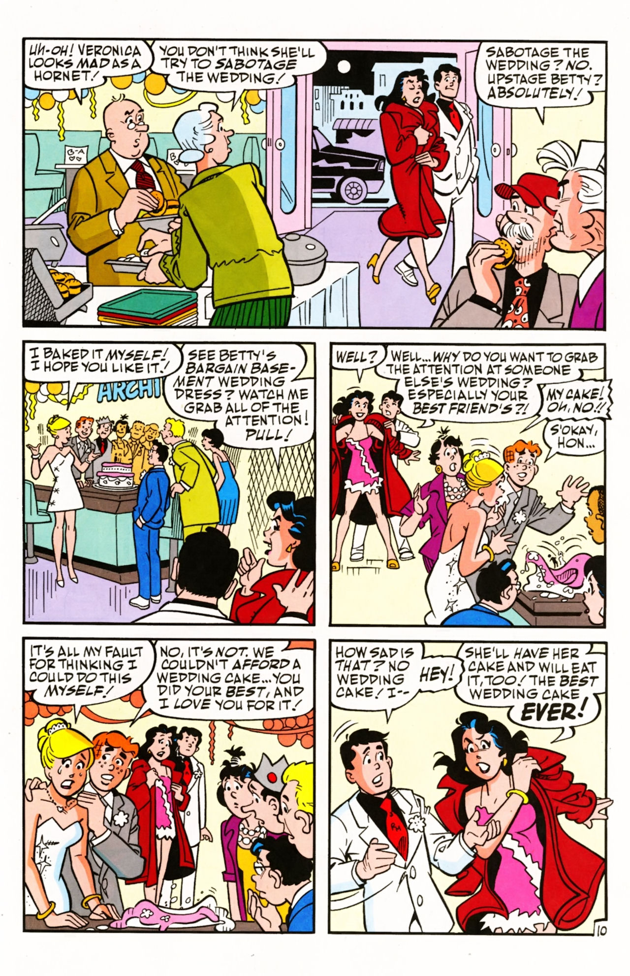 Read online Archie (1960) comic -  Issue #604 - 15