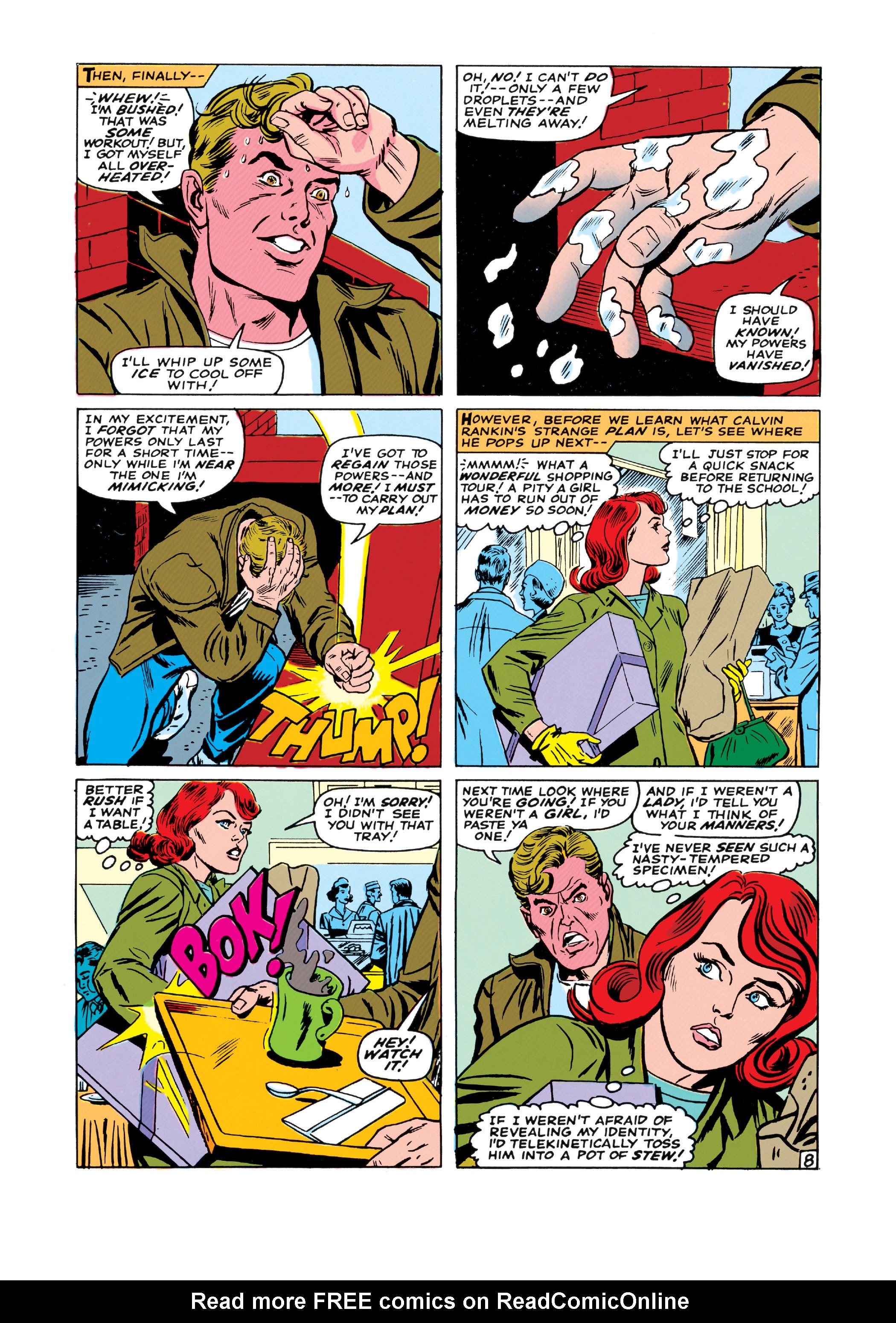 Read online Uncanny X-Men (1963) comic -  Issue #19 - 9