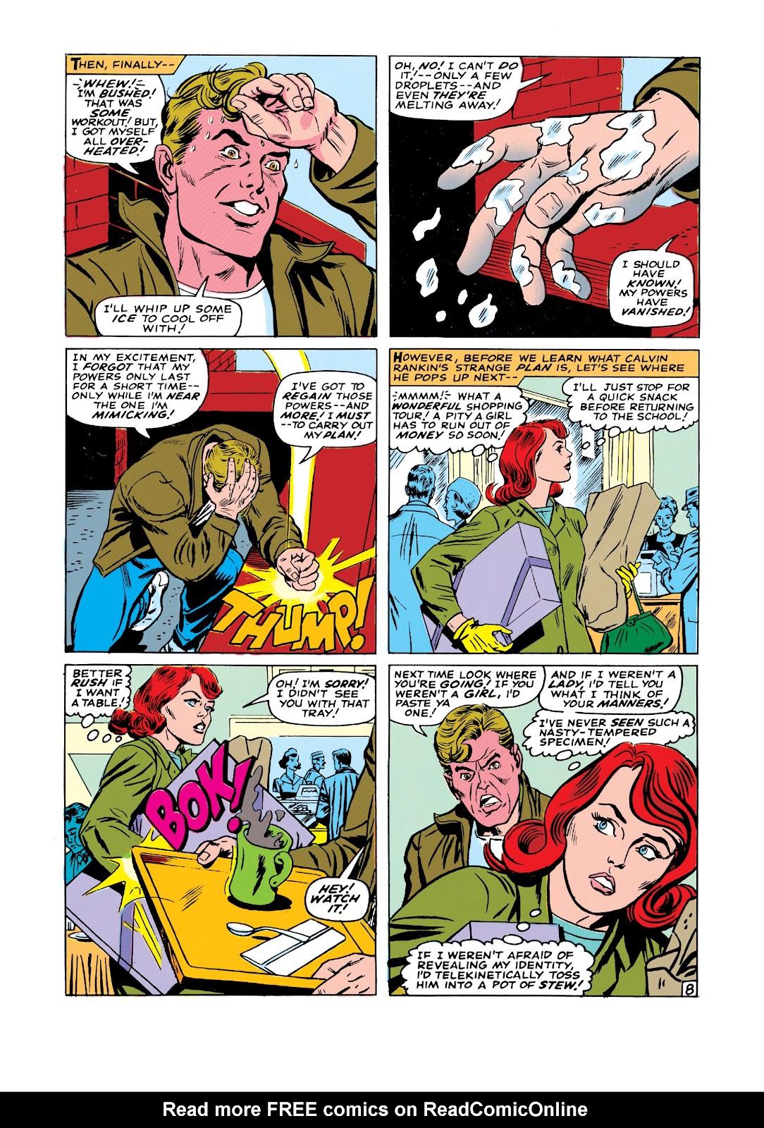 Uncanny X-Men (1963) issue 19 - Page 9