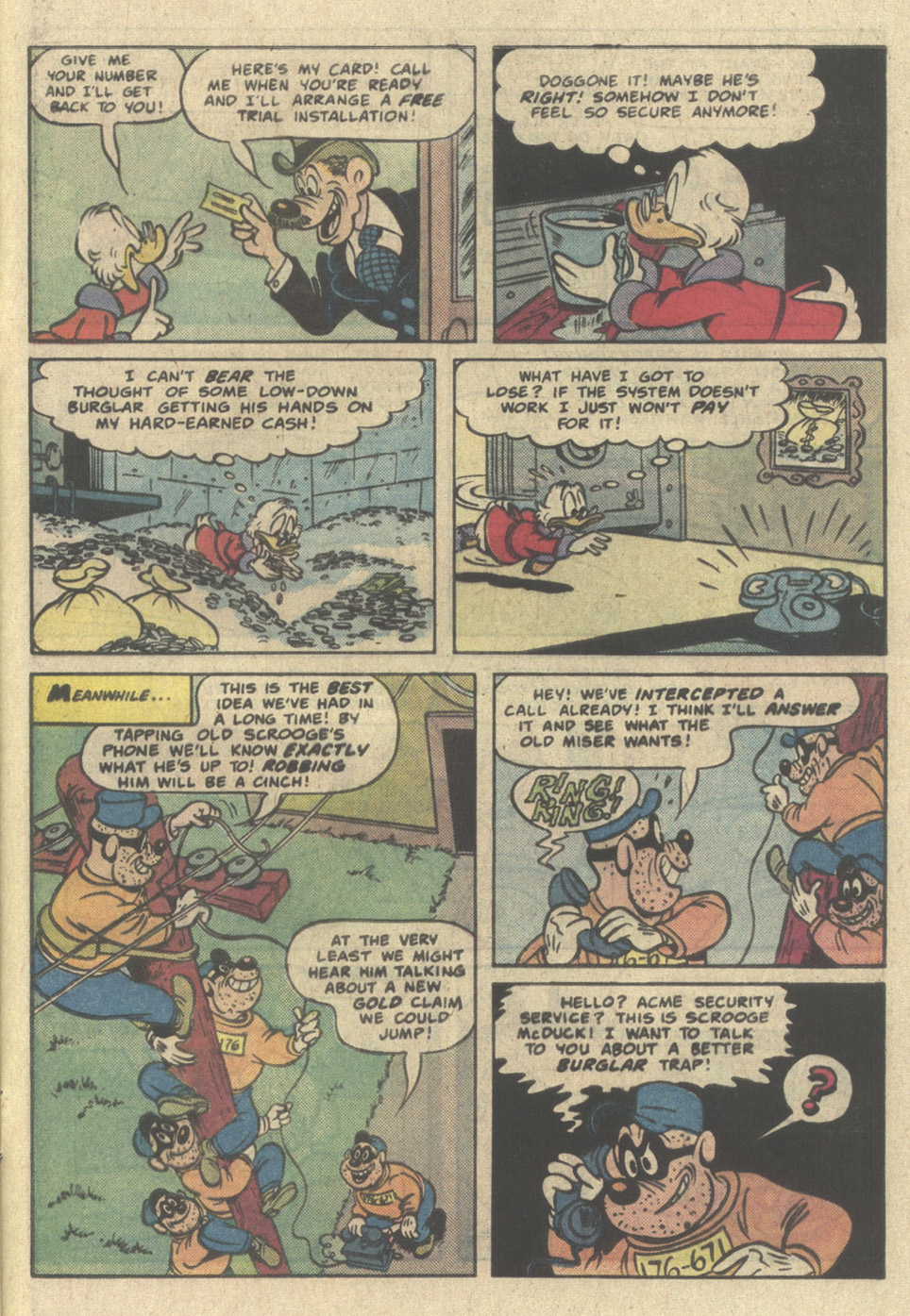 Read online Uncle Scrooge (1953) comic -  Issue #214 - 29