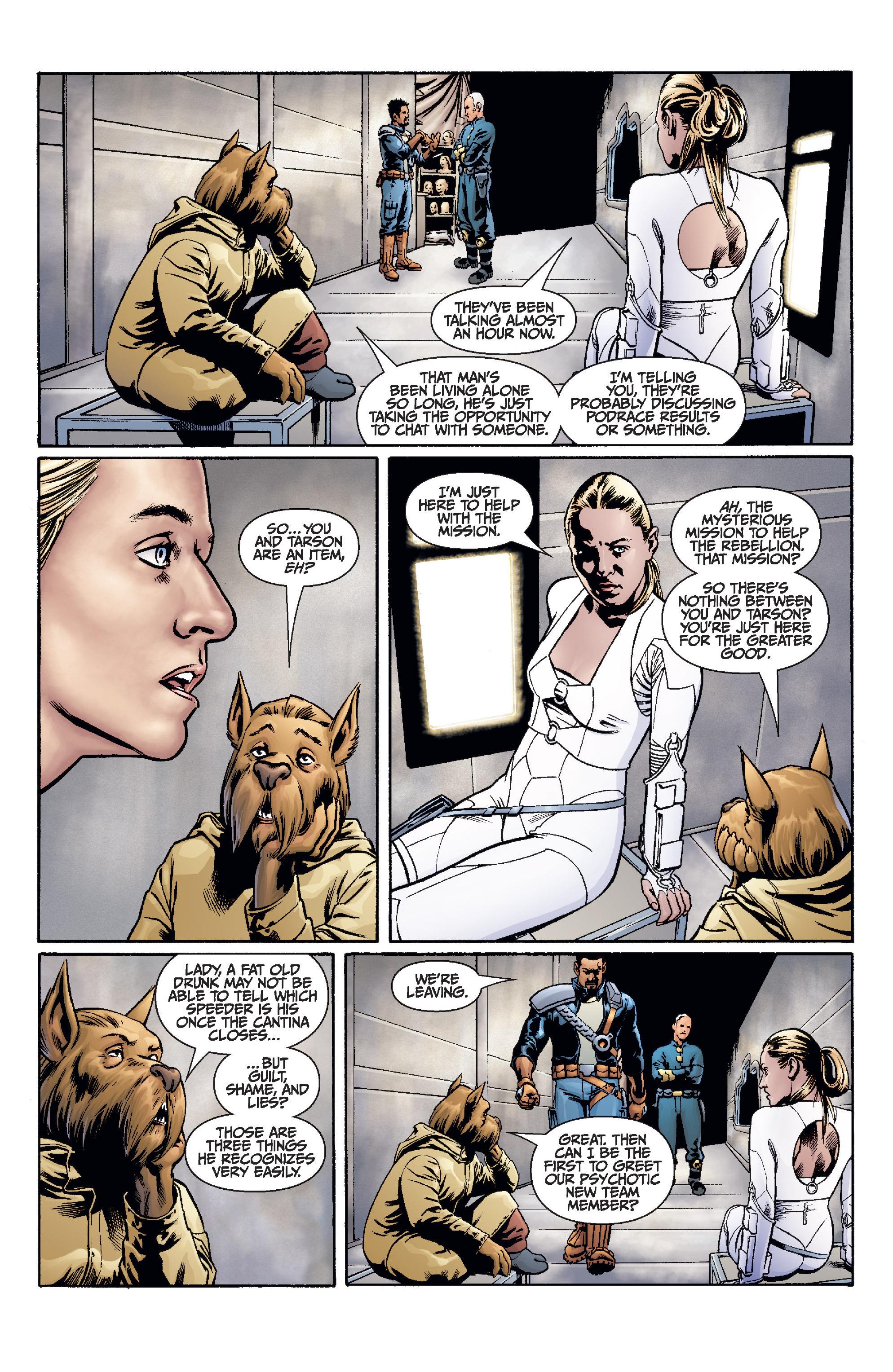 Read online Star Wars Omnibus comic -  Issue # Vol. 20 - 219
