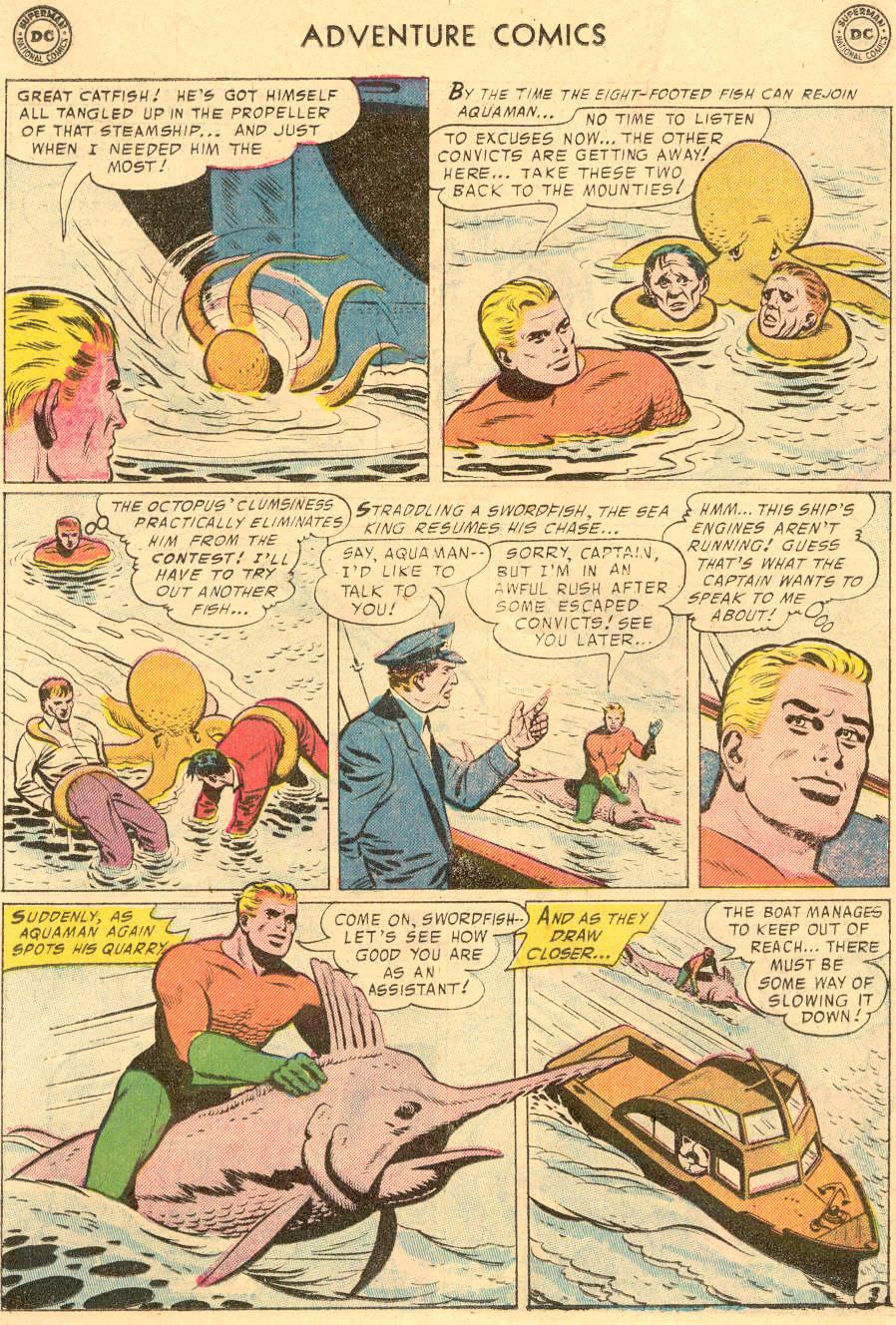 Read online Adventure Comics (1938) comic -  Issue #229 - 18