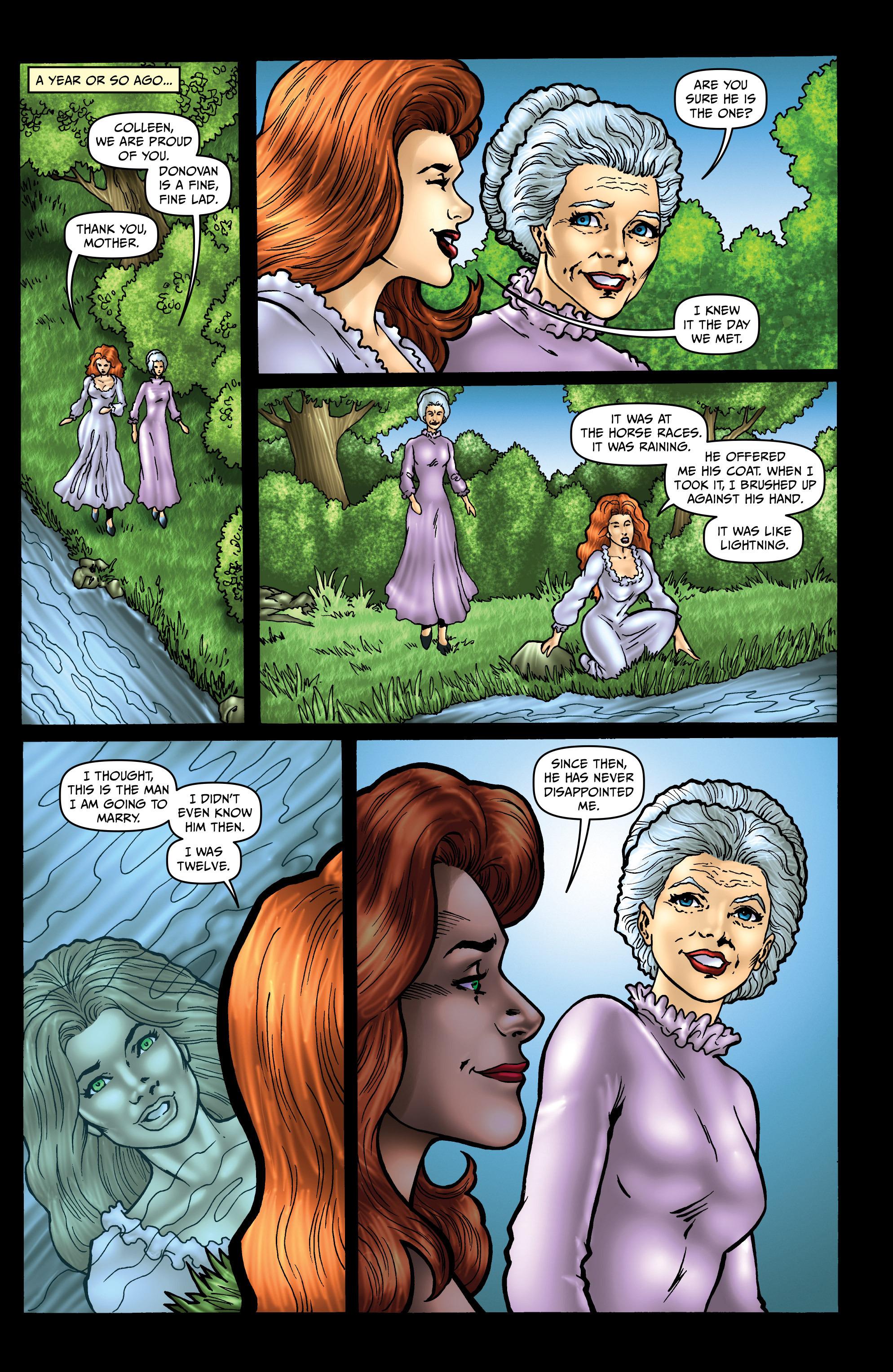 Read online Belladonna: Origins comic -  Issue #5 - 6