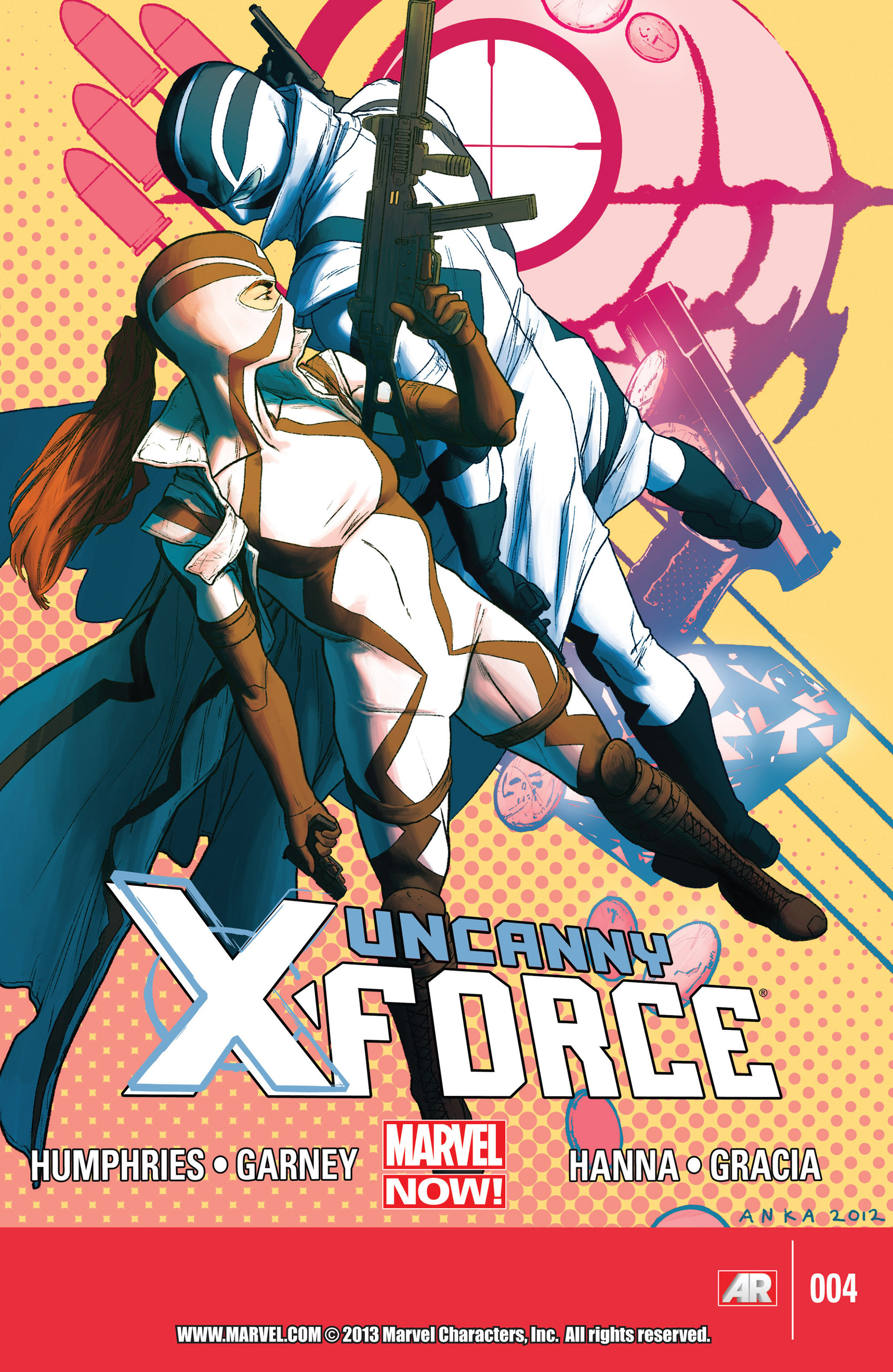 Read online Uncanny X-Force (2013) comic -  Issue #4 - 1