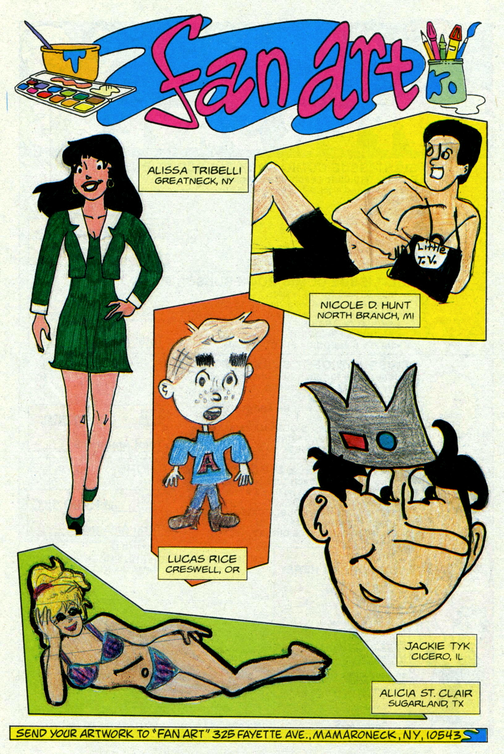 Read online World of Archie comic -  Issue #14 - 27