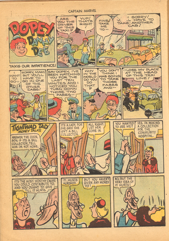 Captain Marvel Adventures issue 62 - Page 14