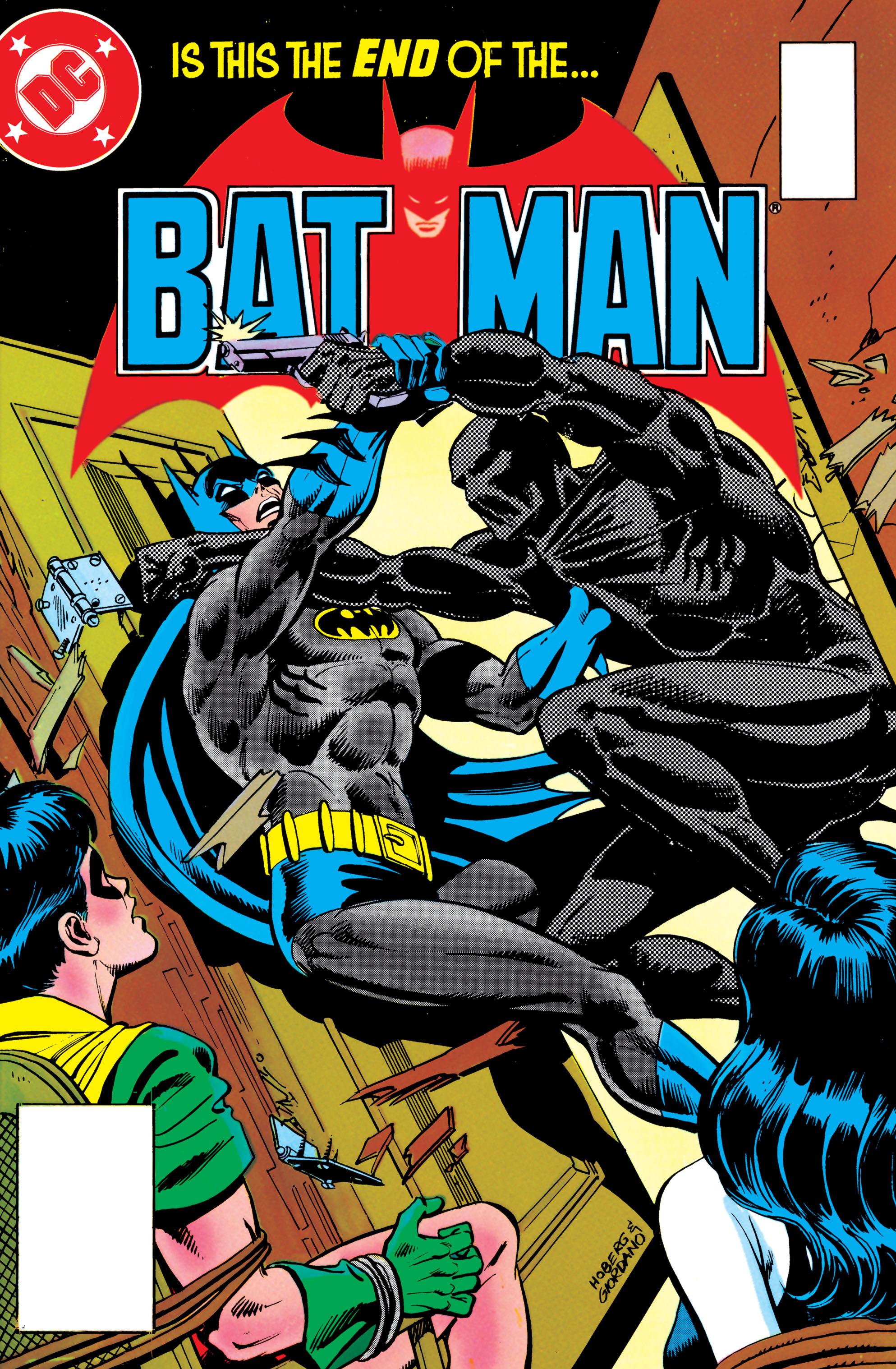 Batman (1940) 380 Page 1