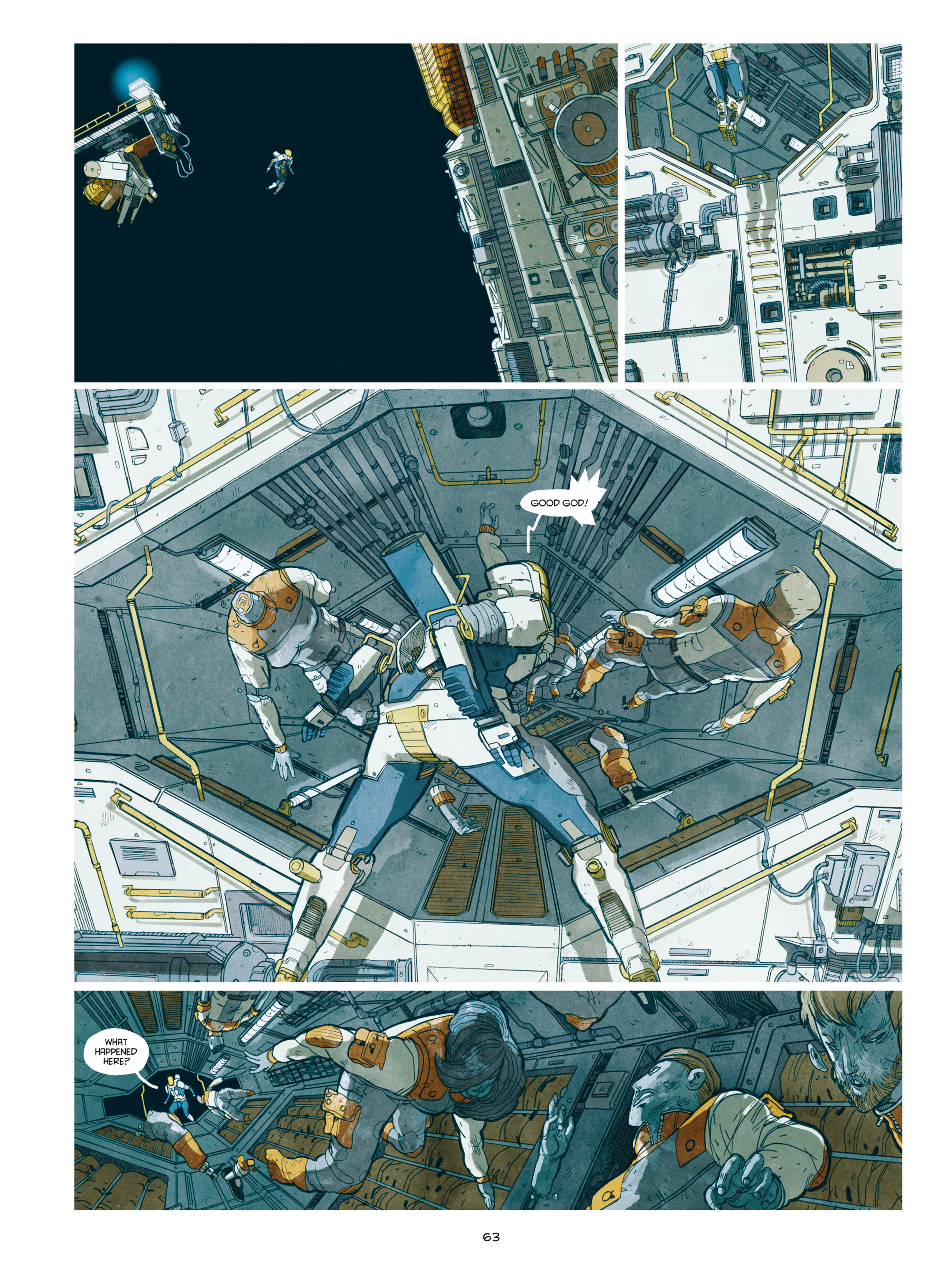 Read online Shangri-La comic -  Issue # Full - 64