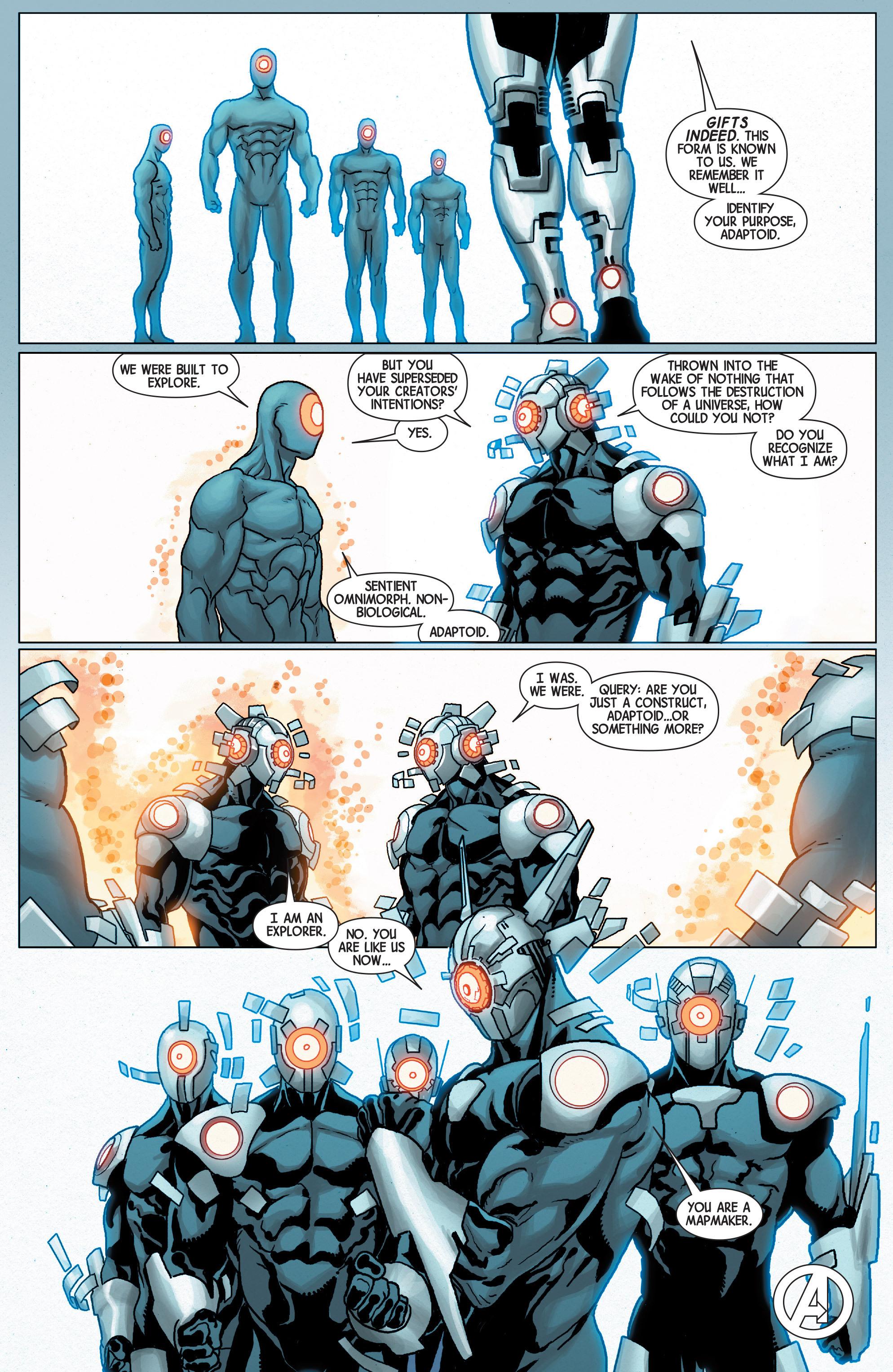 Read online Avengers (2013) comic -  Issue #Avengers (2013) _TPB 5 - 158