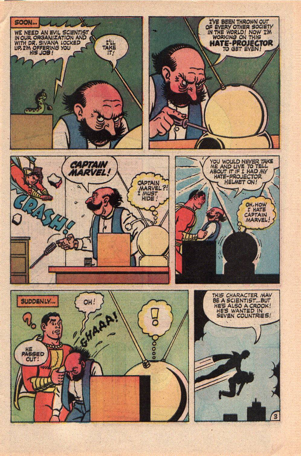 Read online Shazam! (1973) comic -  Issue #9 - 5